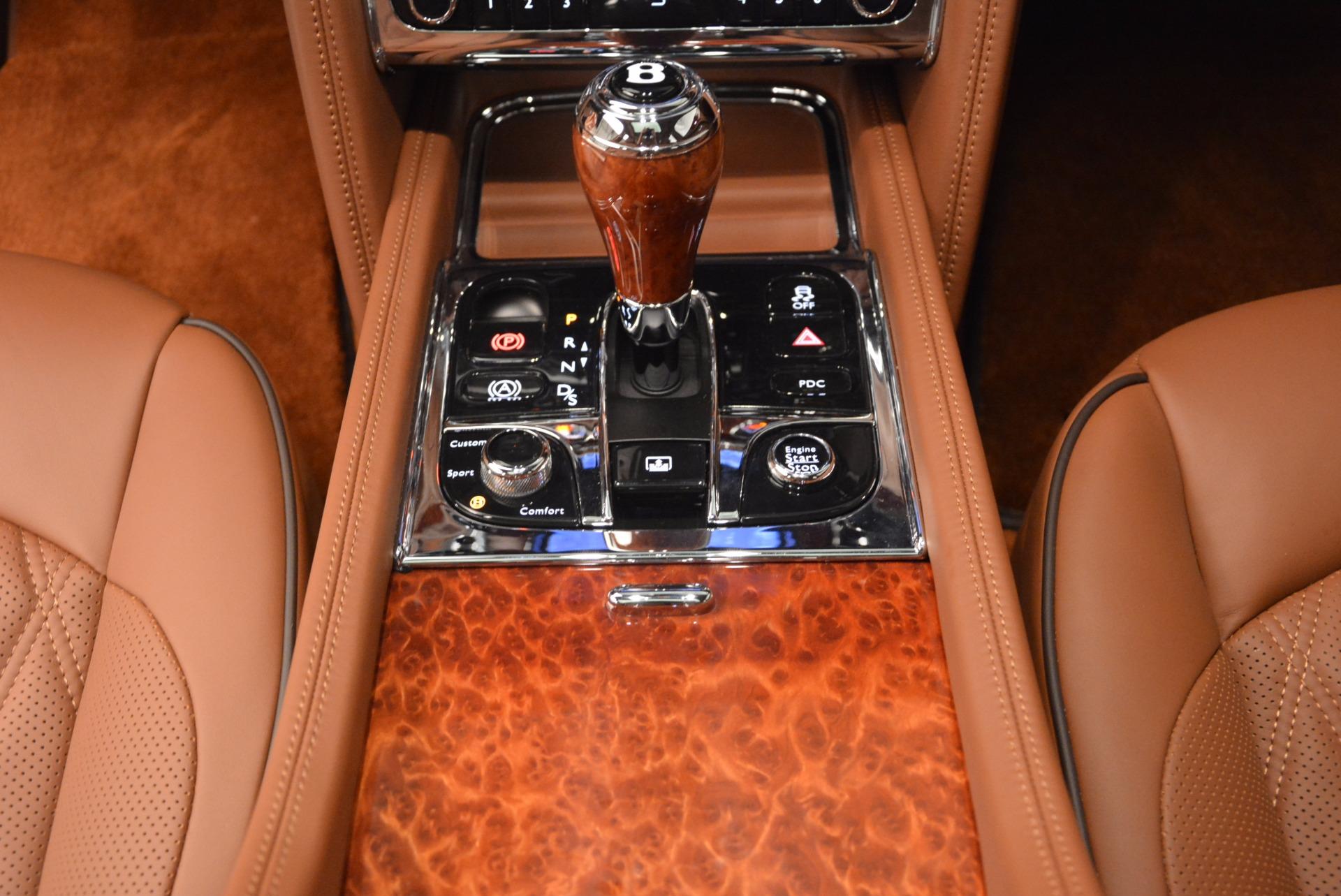 New 2017 Bentley Mulsanne  For Sale In Westport, CT 508_p39
