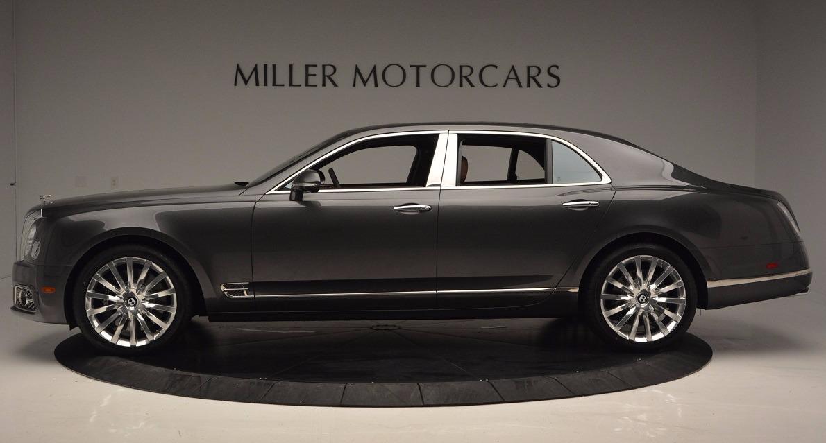 New 2017 Bentley Mulsanne  For Sale In Westport, CT 508_p3