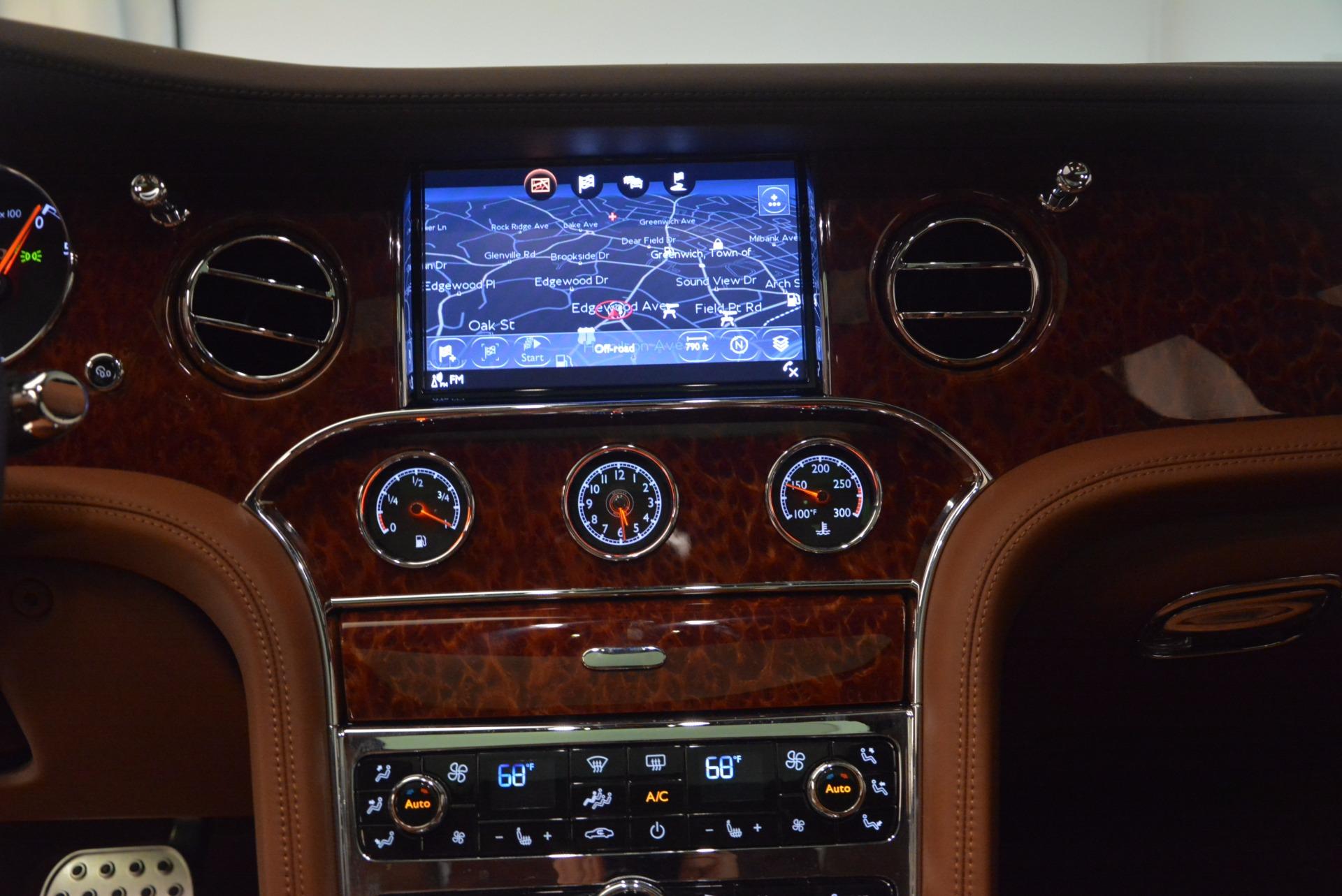 New 2017 Bentley Mulsanne  For Sale In Westport, CT 508_p40