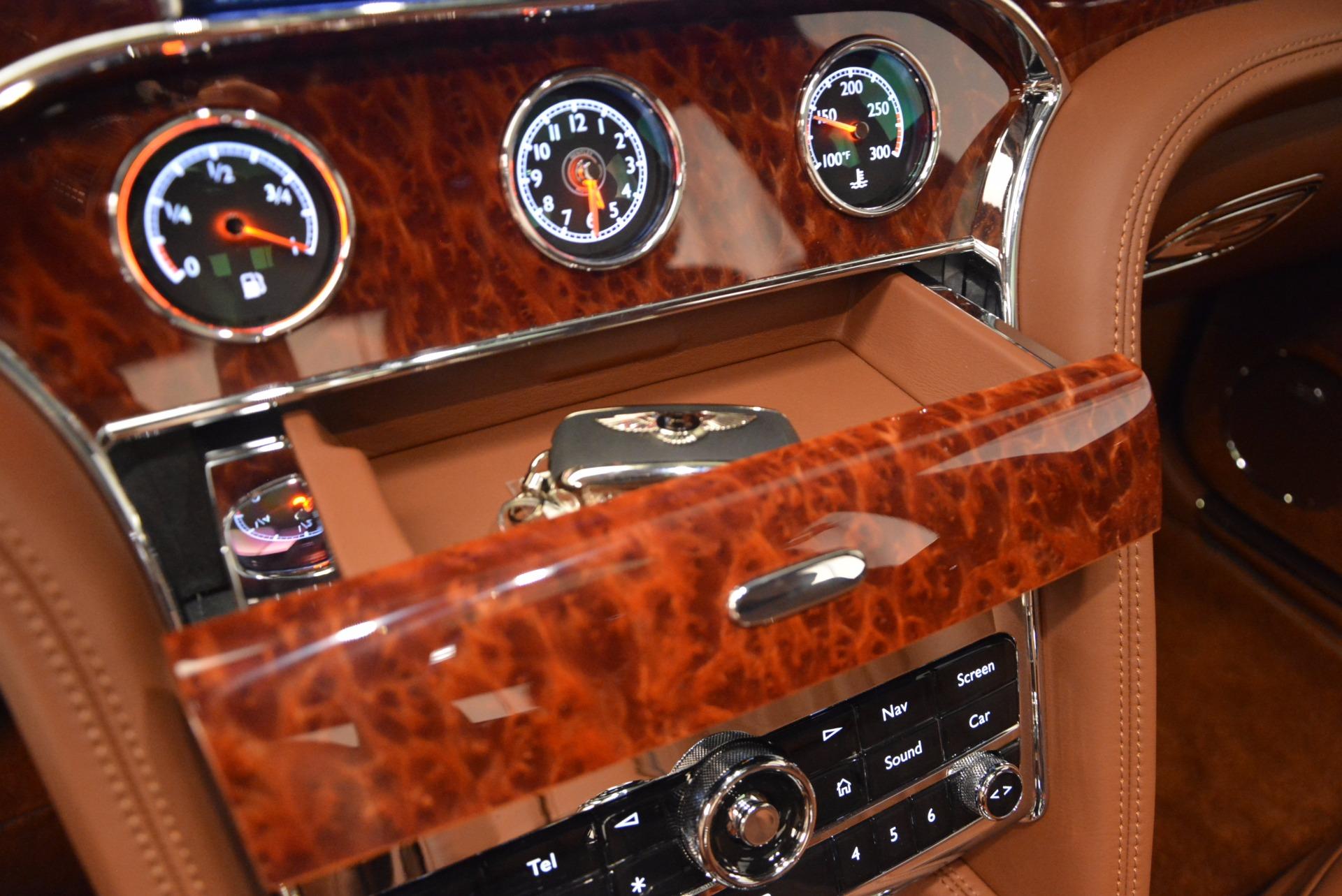 New 2017 Bentley Mulsanne  For Sale In Westport, CT 508_p43