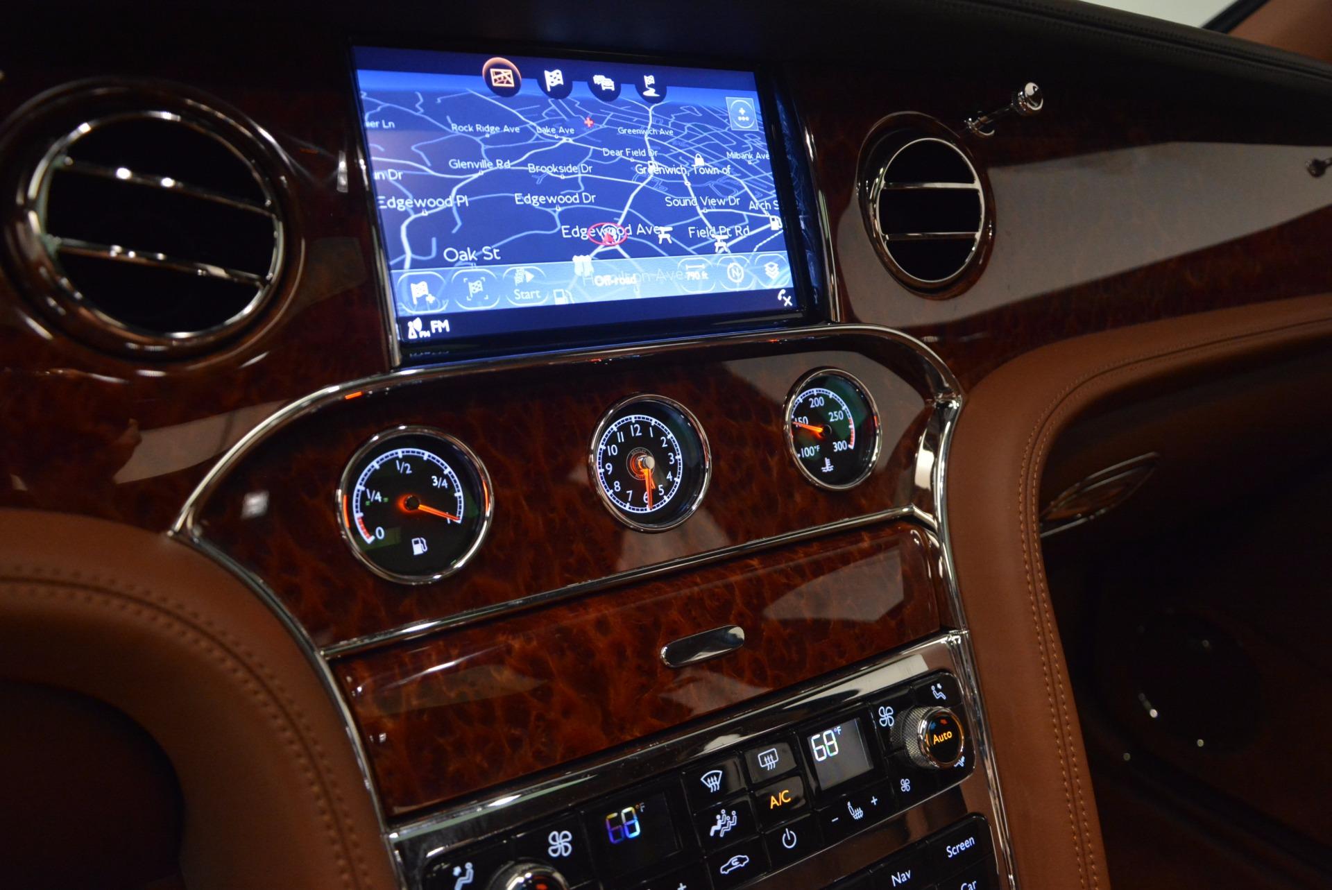 New 2017 Bentley Mulsanne  For Sale In Westport, CT 508_p44
