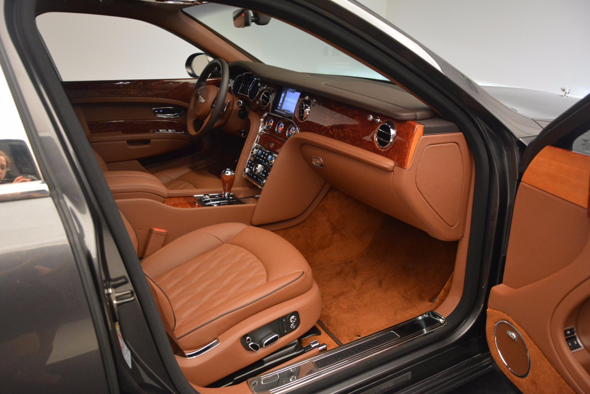 New 2017 Bentley Mulsanne  For Sale In Westport, CT 508_p47