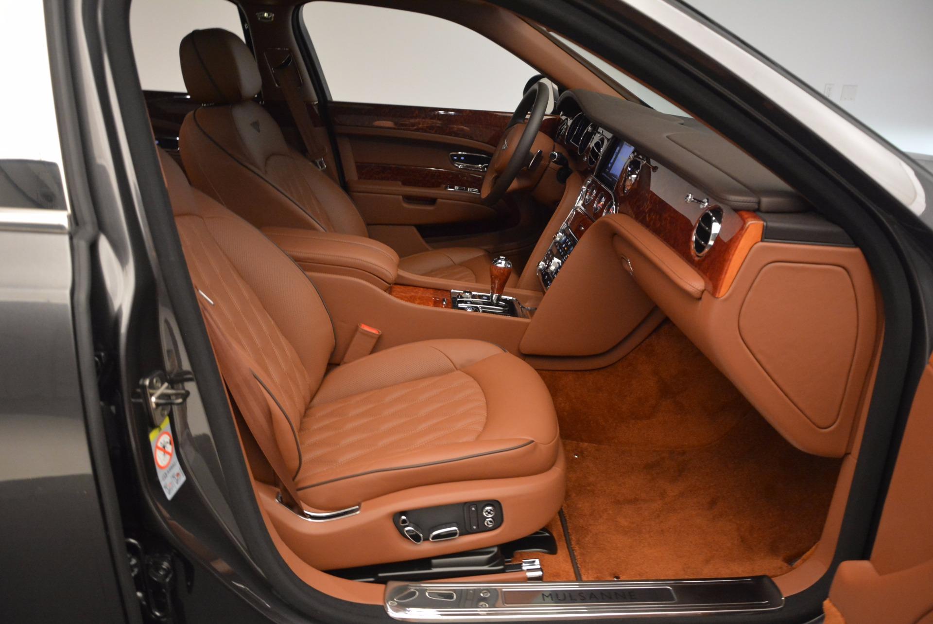 New 2017 Bentley Mulsanne  For Sale In Westport, CT 508_p48