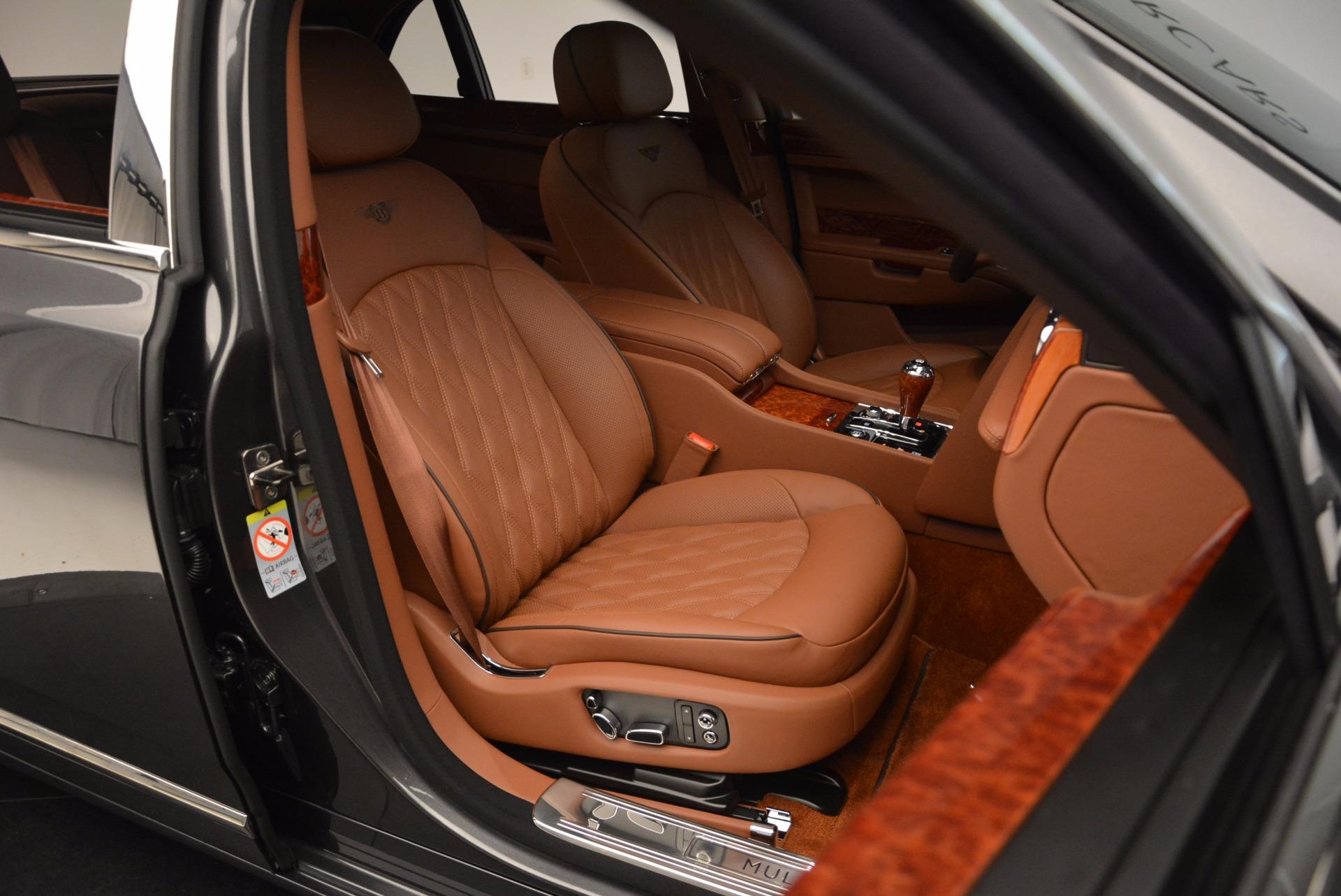 New 2017 Bentley Mulsanne  For Sale In Westport, CT 508_p49