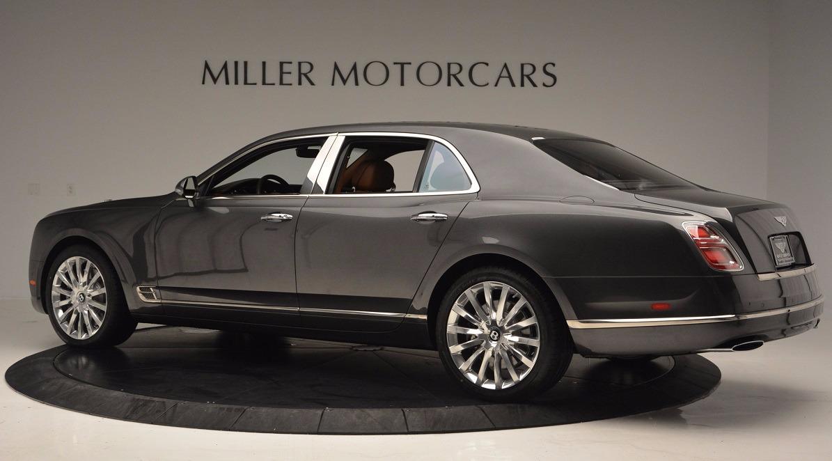 New 2017 Bentley Mulsanne  For Sale In Westport, CT 508_p4