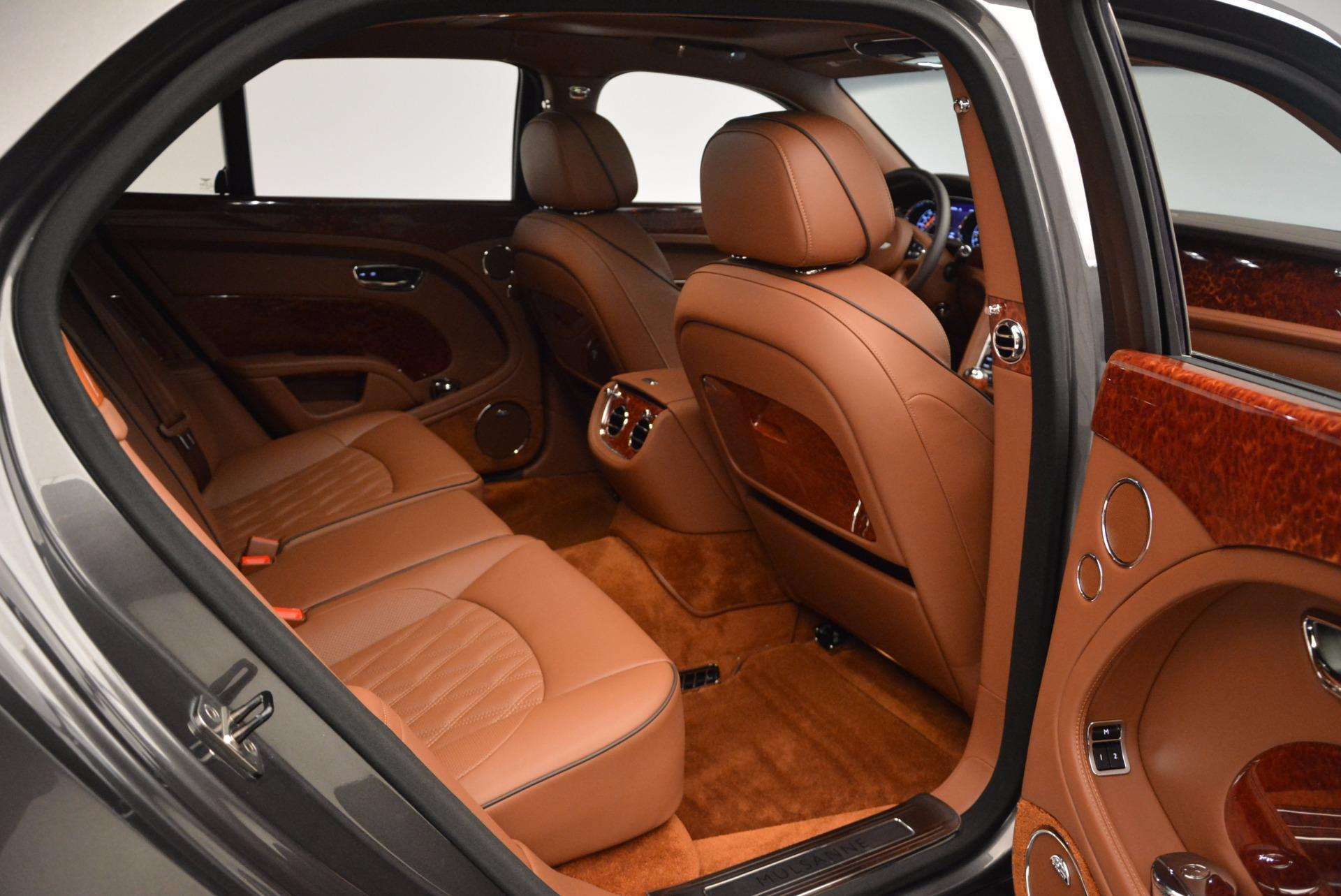 New 2017 Bentley Mulsanne  For Sale In Westport, CT 508_p50