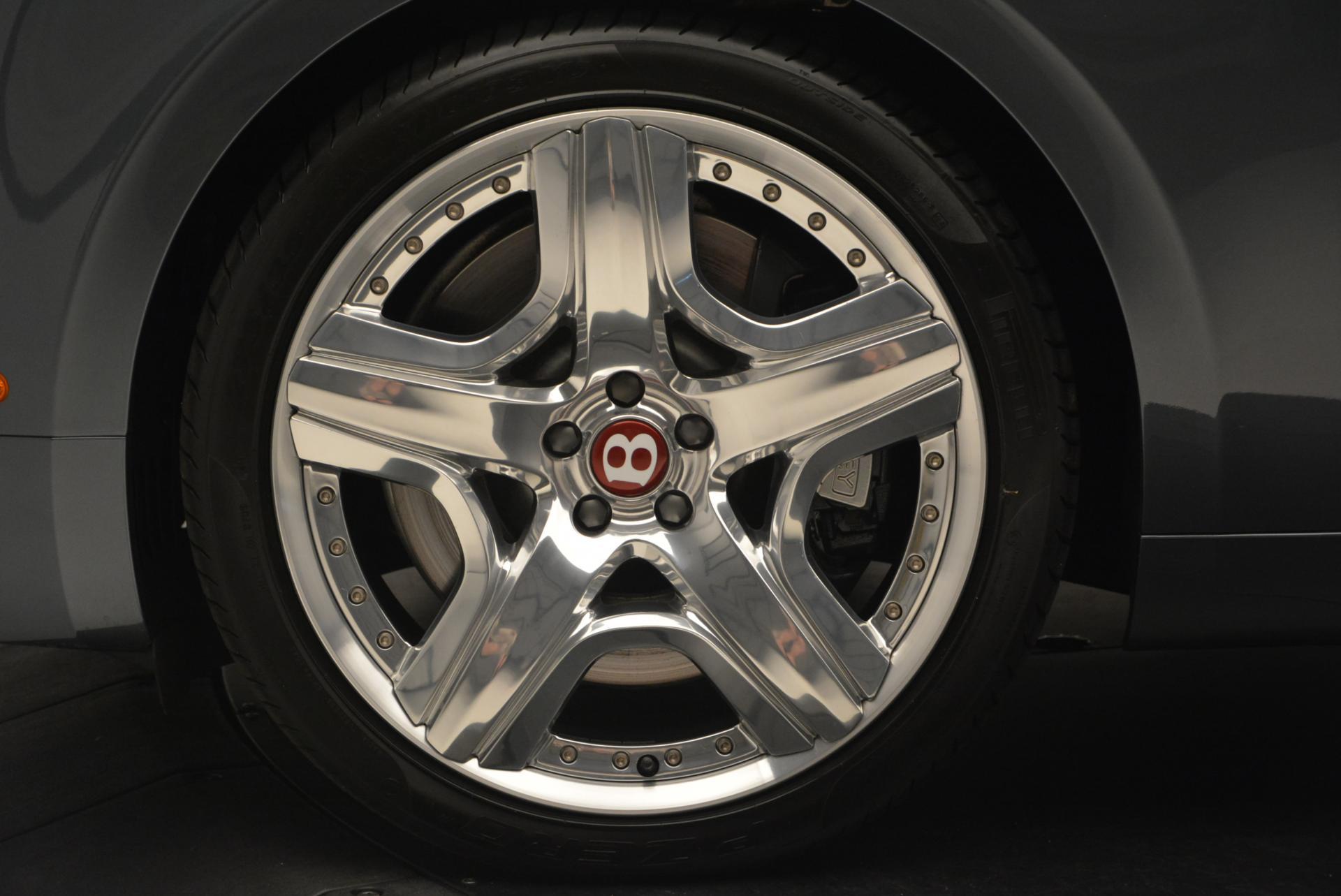 Used 2015 Bentley Flying Spur V8  For Sale In Westport, CT 509_p18