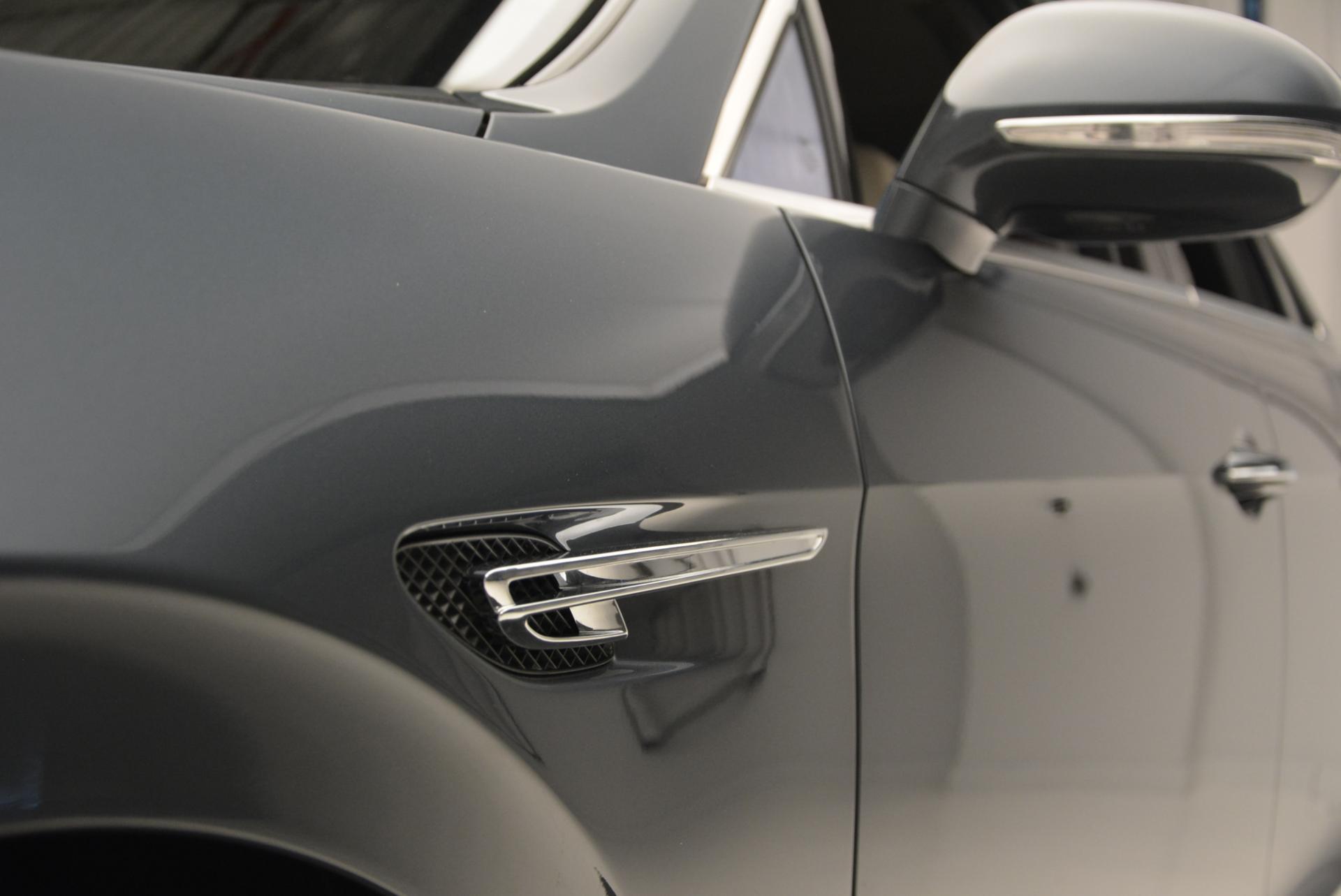 Used 2015 Bentley Flying Spur V8  For Sale In Westport, CT 509_p20