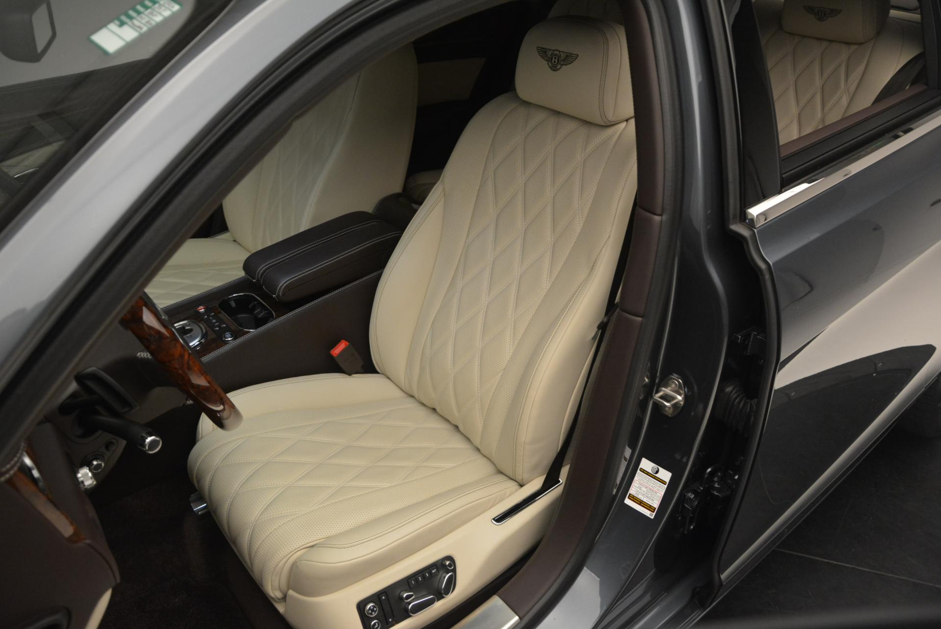 Used 2015 Bentley Flying Spur V8  For Sale In Westport, CT 509_p22