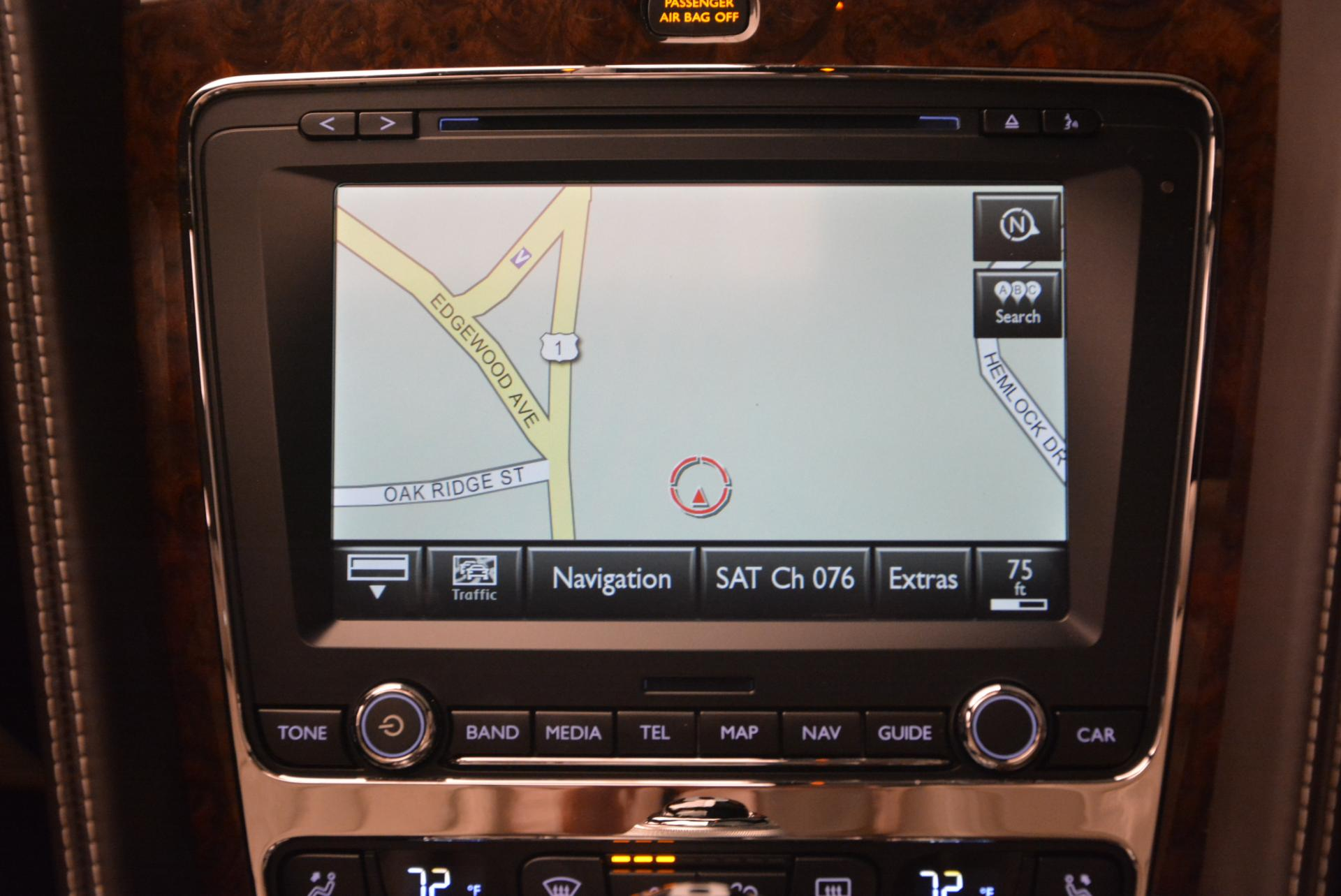 Used 2015 Bentley Flying Spur V8  For Sale In Westport, CT 509_p30