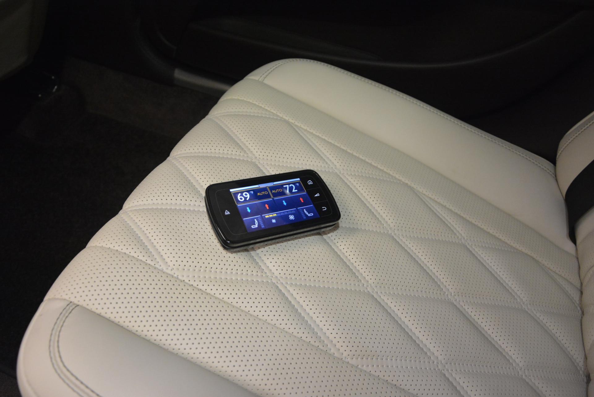 Used 2015 Bentley Flying Spur V8  For Sale In Westport, CT 509_p36