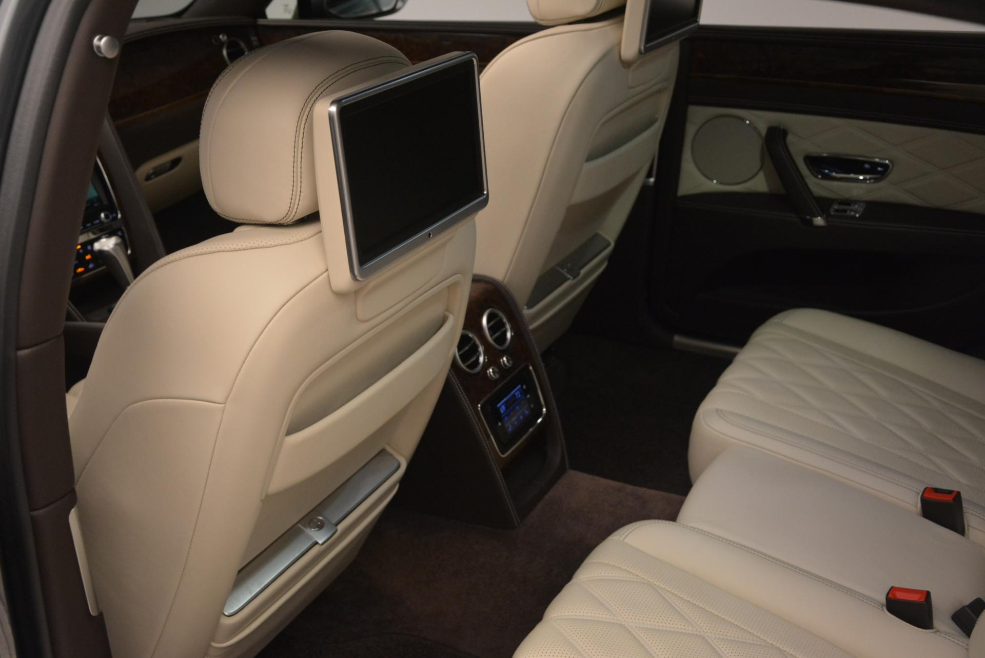 Used 2015 Bentley Flying Spur V8  For Sale In Westport, CT 509_p37