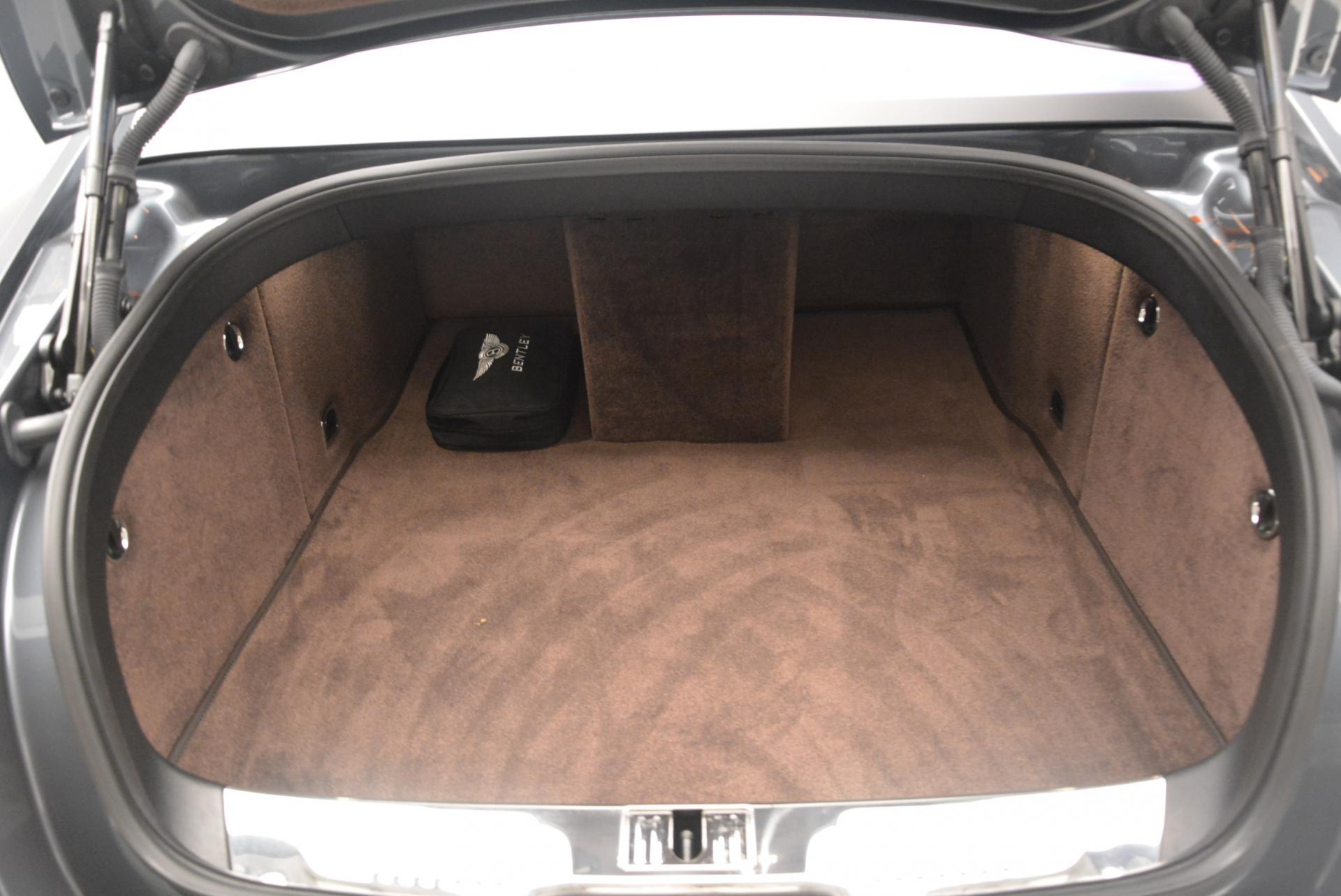 Used 2015 Bentley Flying Spur V8  For Sale In Westport, CT 509_p44
