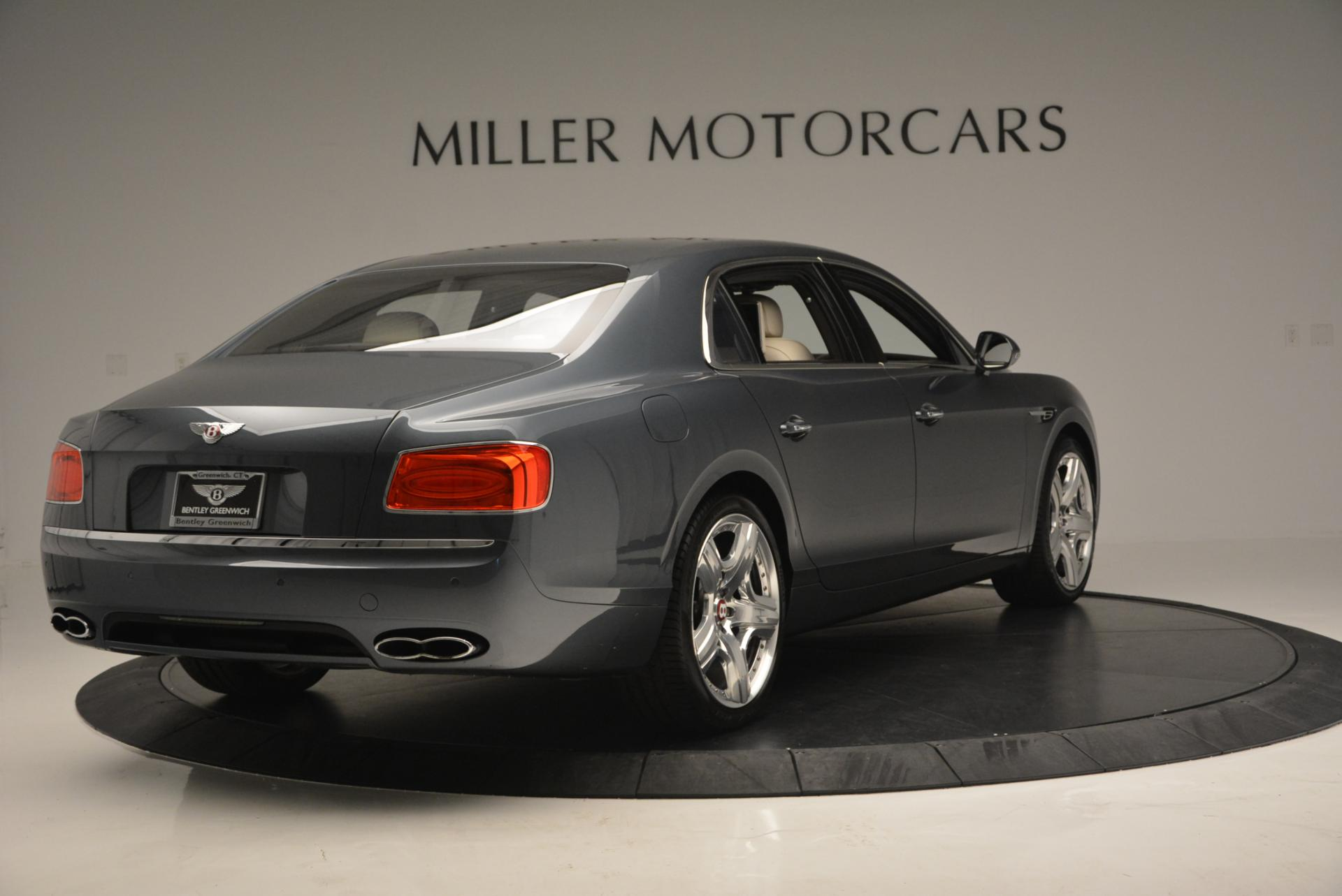 Used 2015 Bentley Flying Spur V8  For Sale In Westport, CT 509_p8