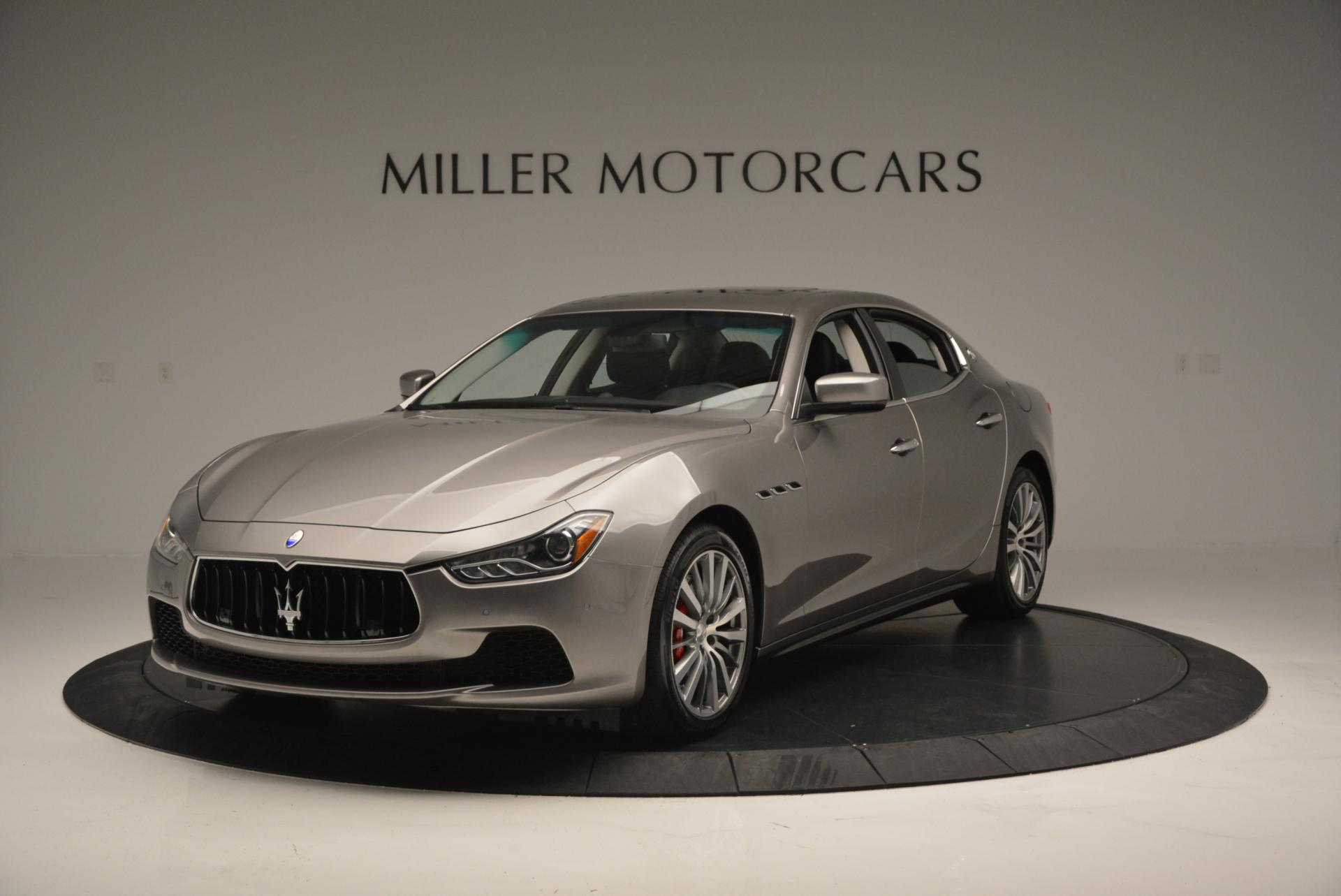 New 2016 Maserati Ghibli S Q4 For Sale In Westport, CT 51_main