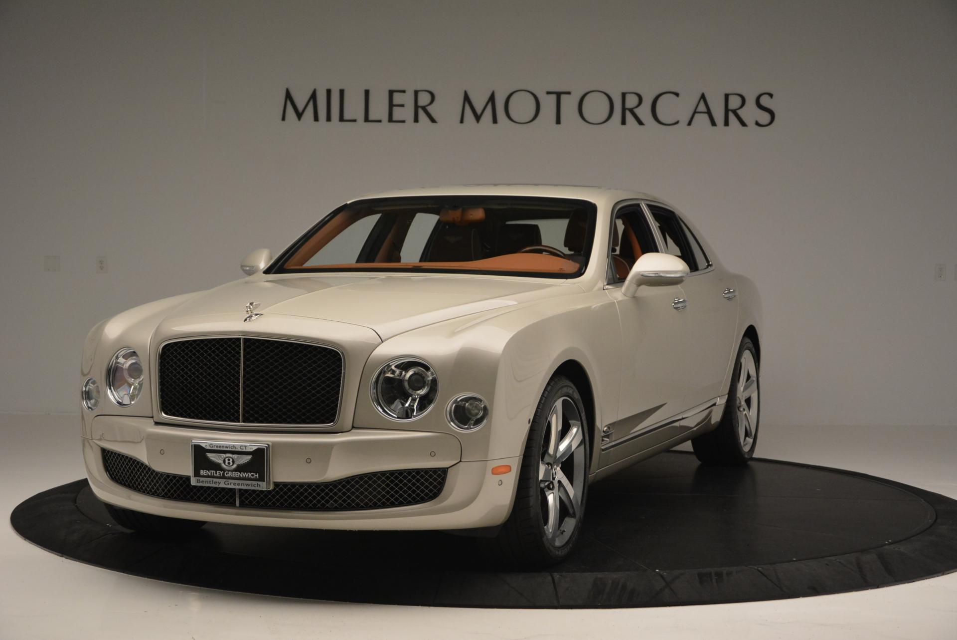 Used 2016 Bentley Mulsanne Speed  For Sale In Westport, CT 510_main