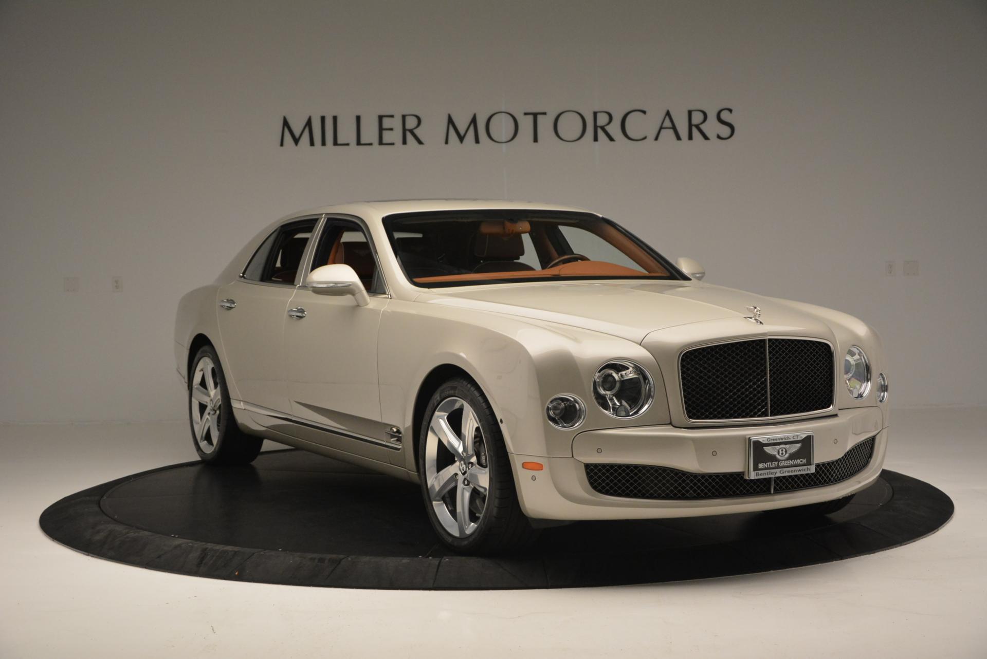 Used 2016 Bentley Mulsanne Speed  For Sale In Westport, CT 510_p10