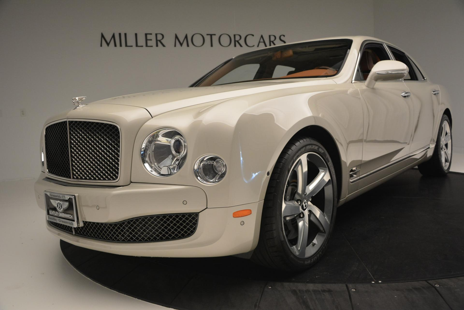 Used 2016 Bentley Mulsanne Speed  For Sale In Westport, CT 510_p16