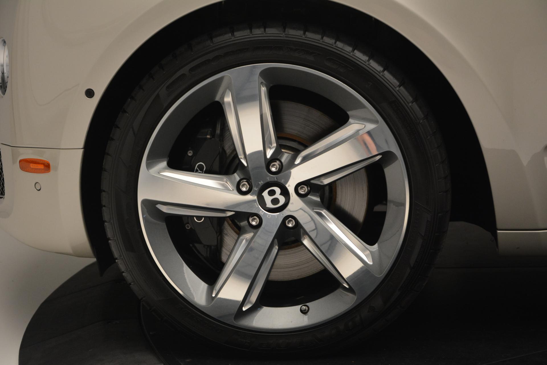 Used 2016 Bentley Mulsanne Speed  For Sale In Westport, CT 510_p18