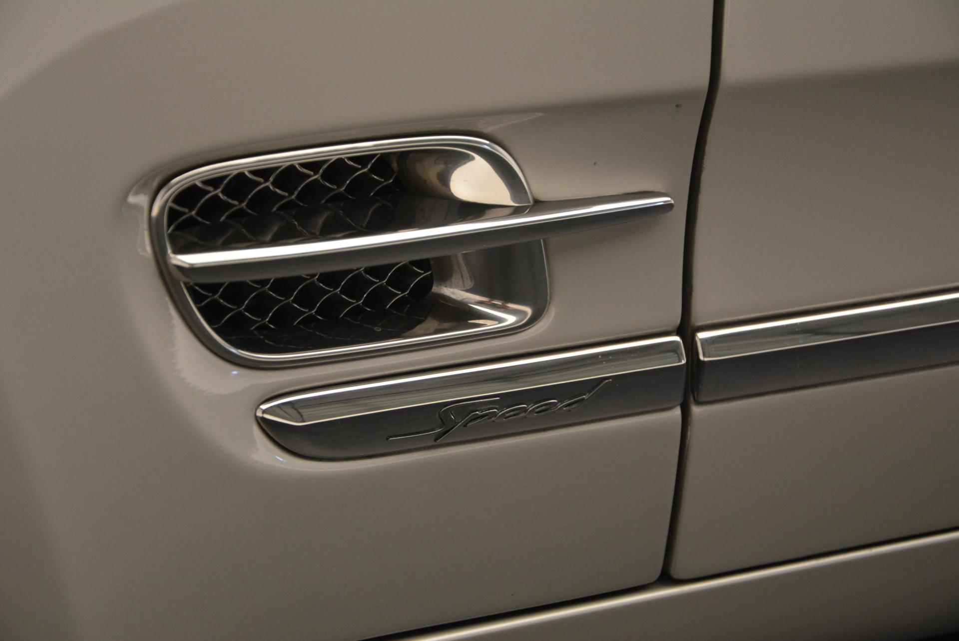 Used 2016 Bentley Mulsanne Speed  For Sale In Westport, CT 510_p19