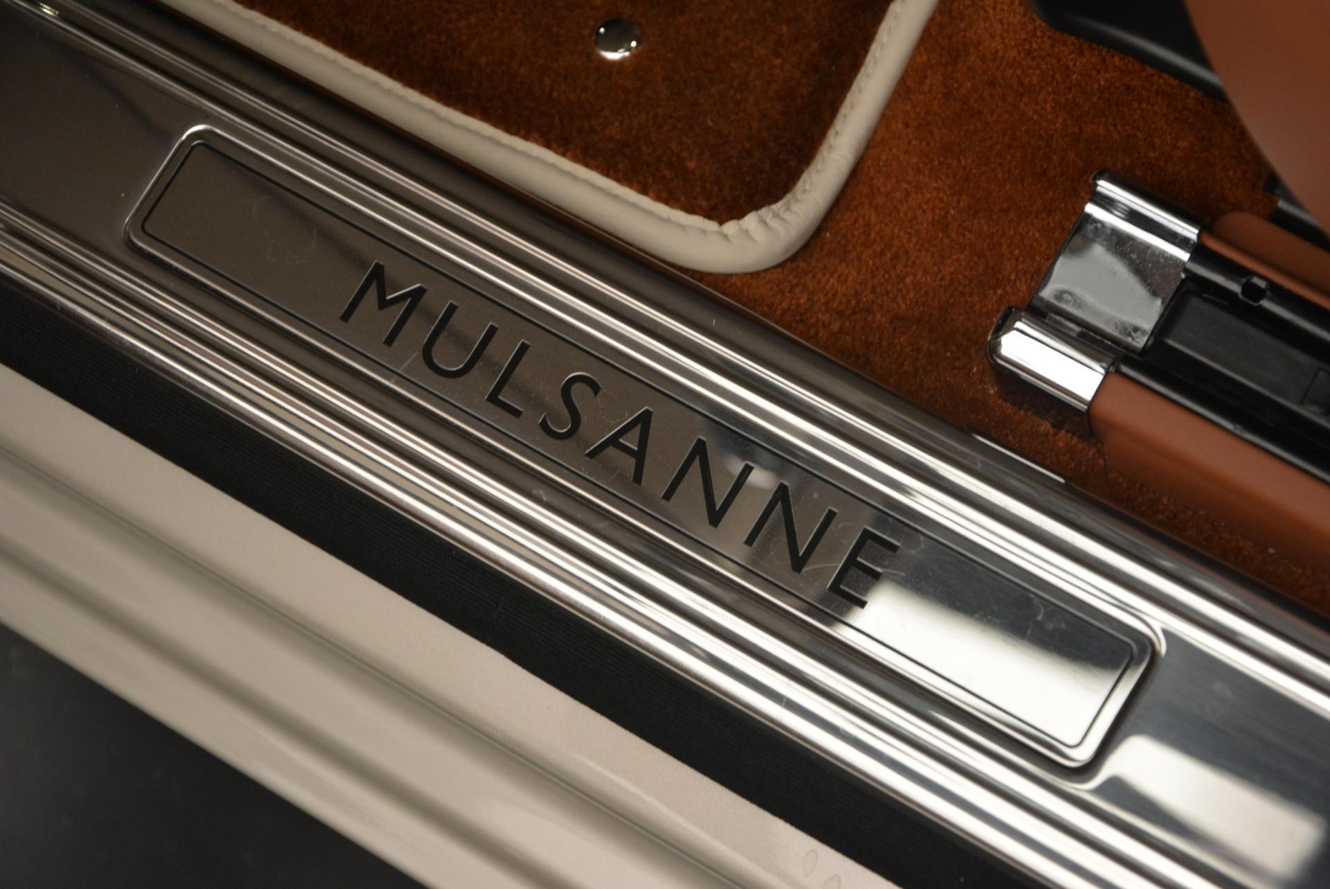 Used 2016 Bentley Mulsanne Speed  For Sale In Westport, CT 510_p20