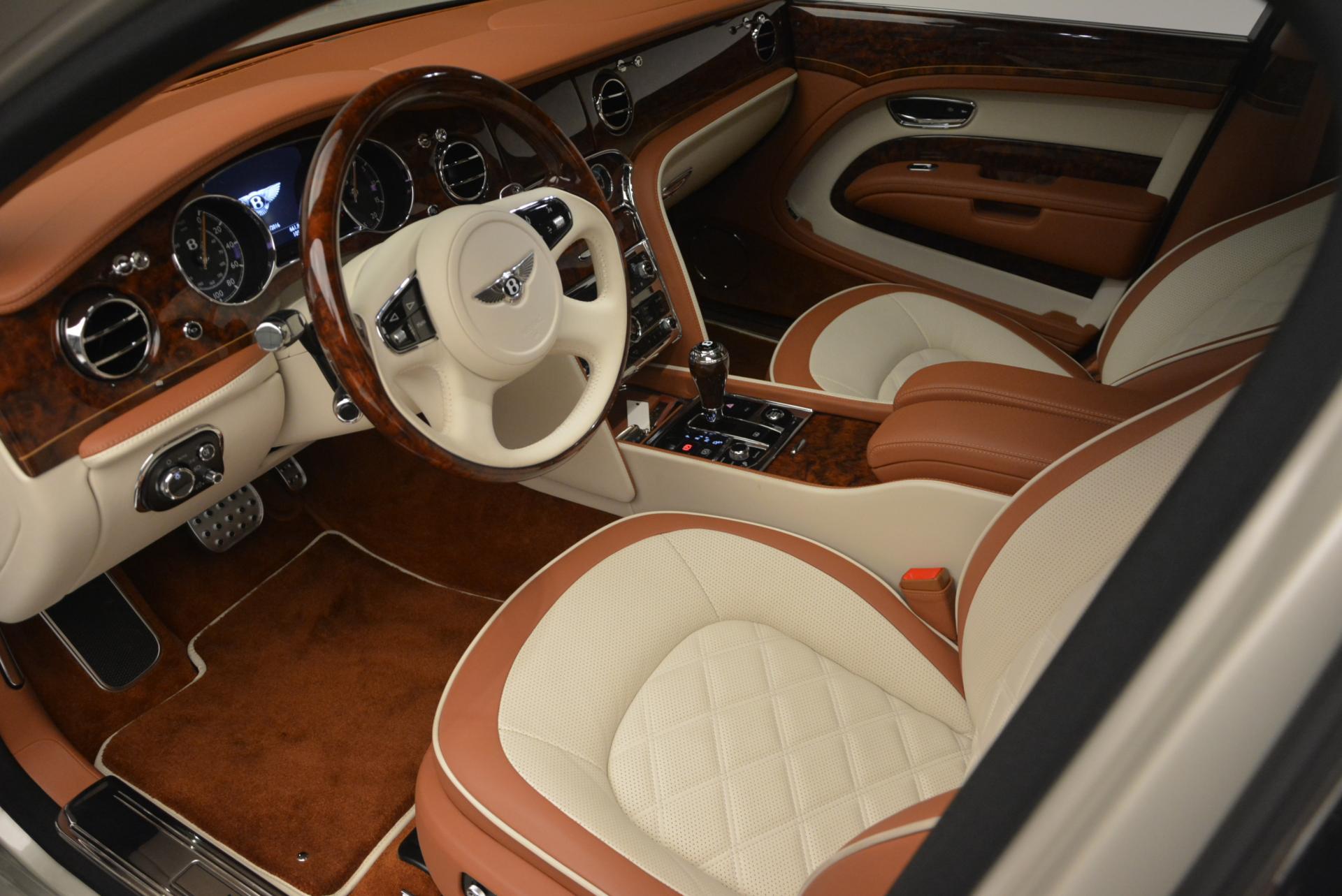 Used 2016 Bentley Mulsanne Speed  For Sale In Westport, CT 510_p21