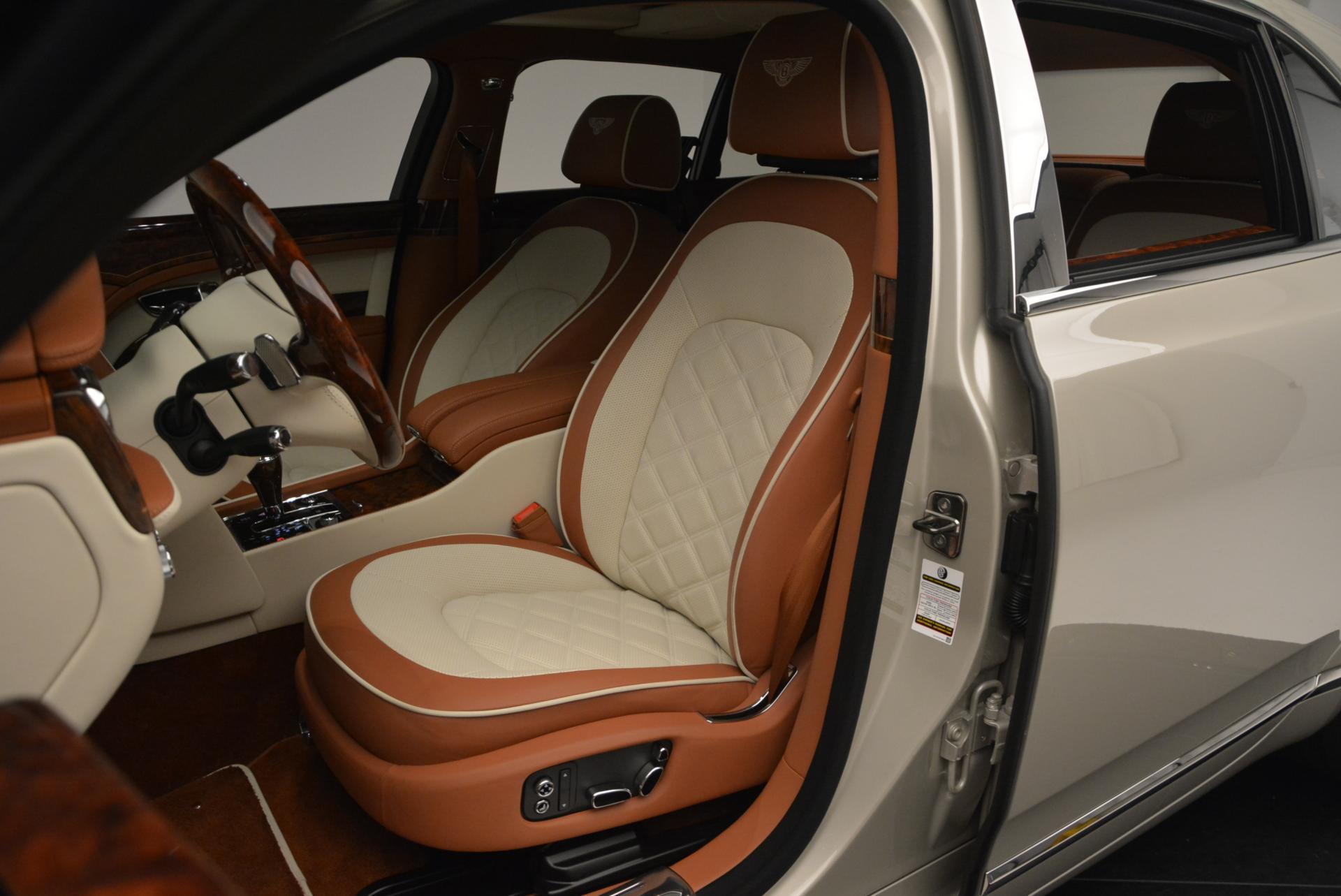Used 2016 Bentley Mulsanne Speed  For Sale In Westport, CT 510_p23