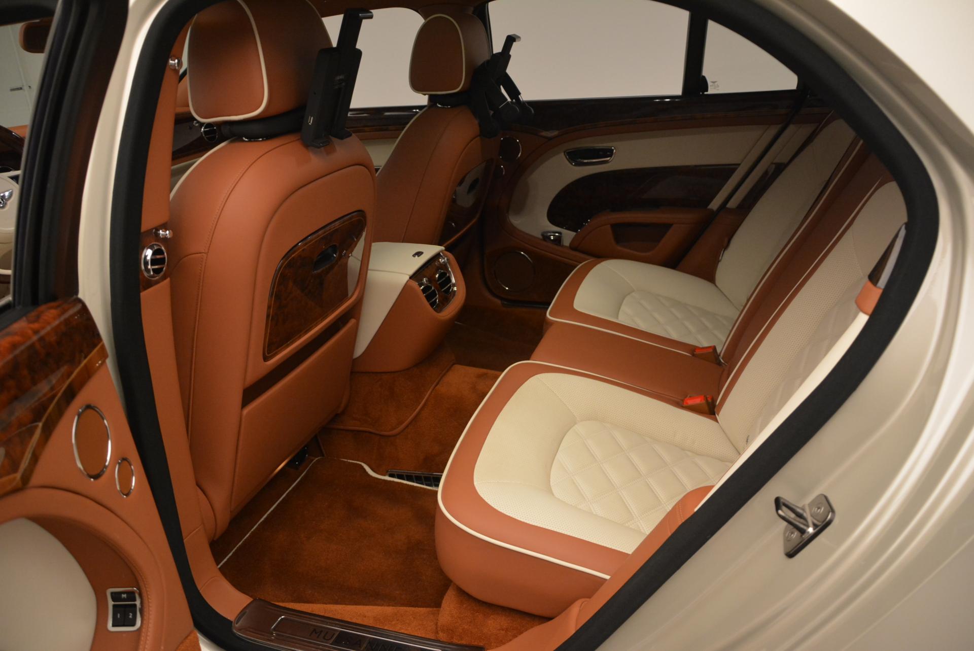 Used 2016 Bentley Mulsanne Speed  For Sale In Westport, CT 510_p26