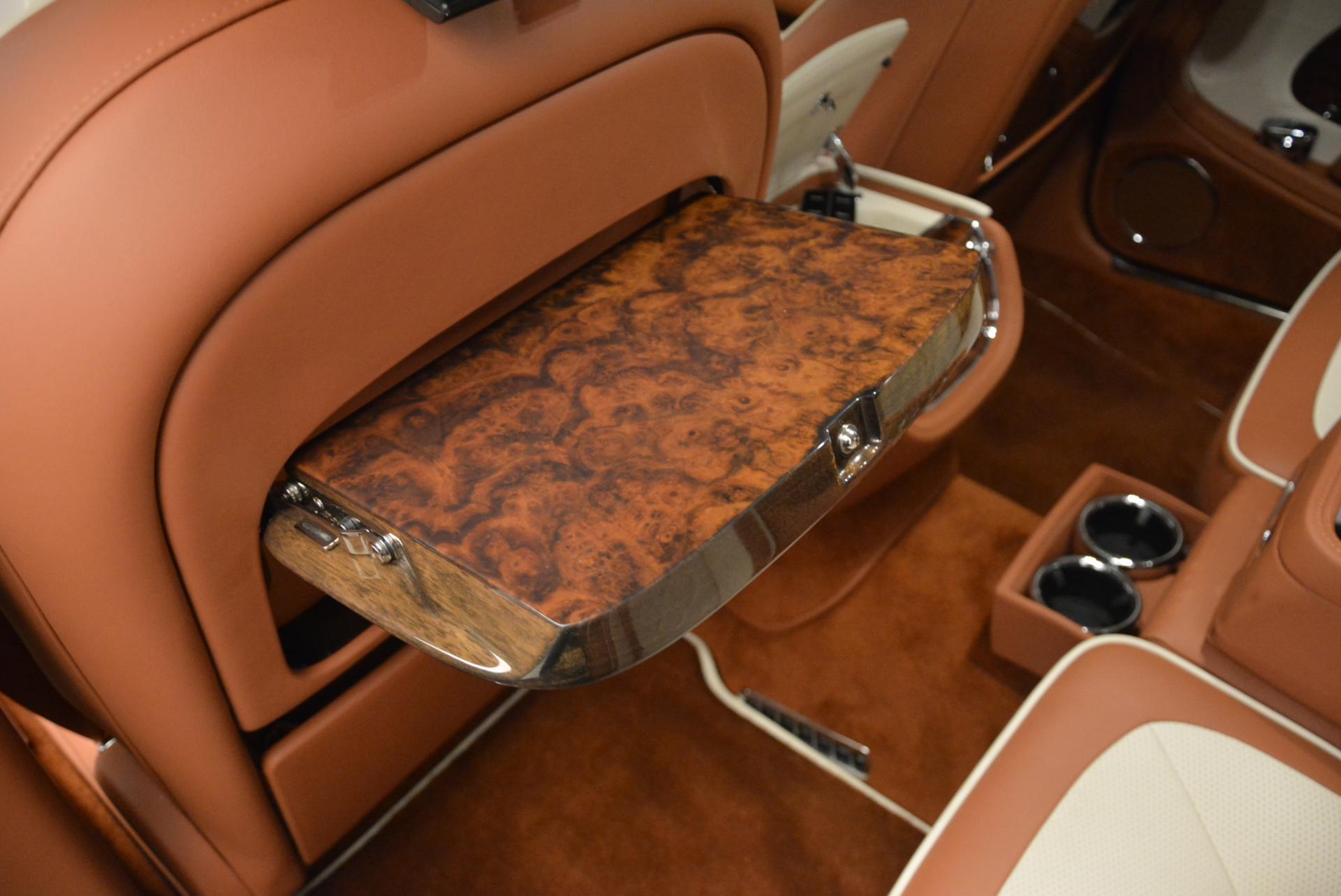 Used 2016 Bentley Mulsanne Speed  For Sale In Westport, CT 510_p28