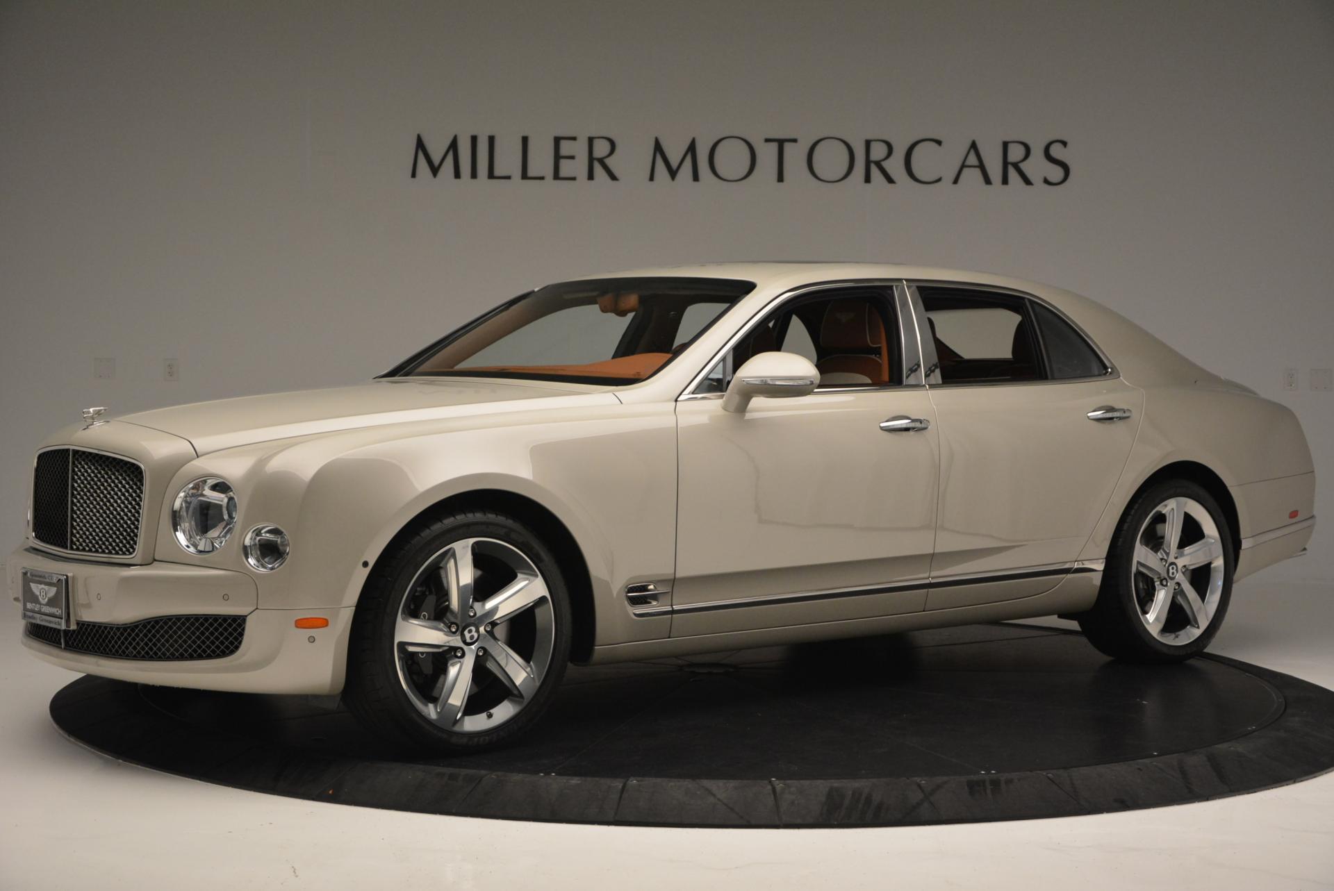 Used 2016 Bentley Mulsanne Speed  For Sale In Westport, CT 510_p2