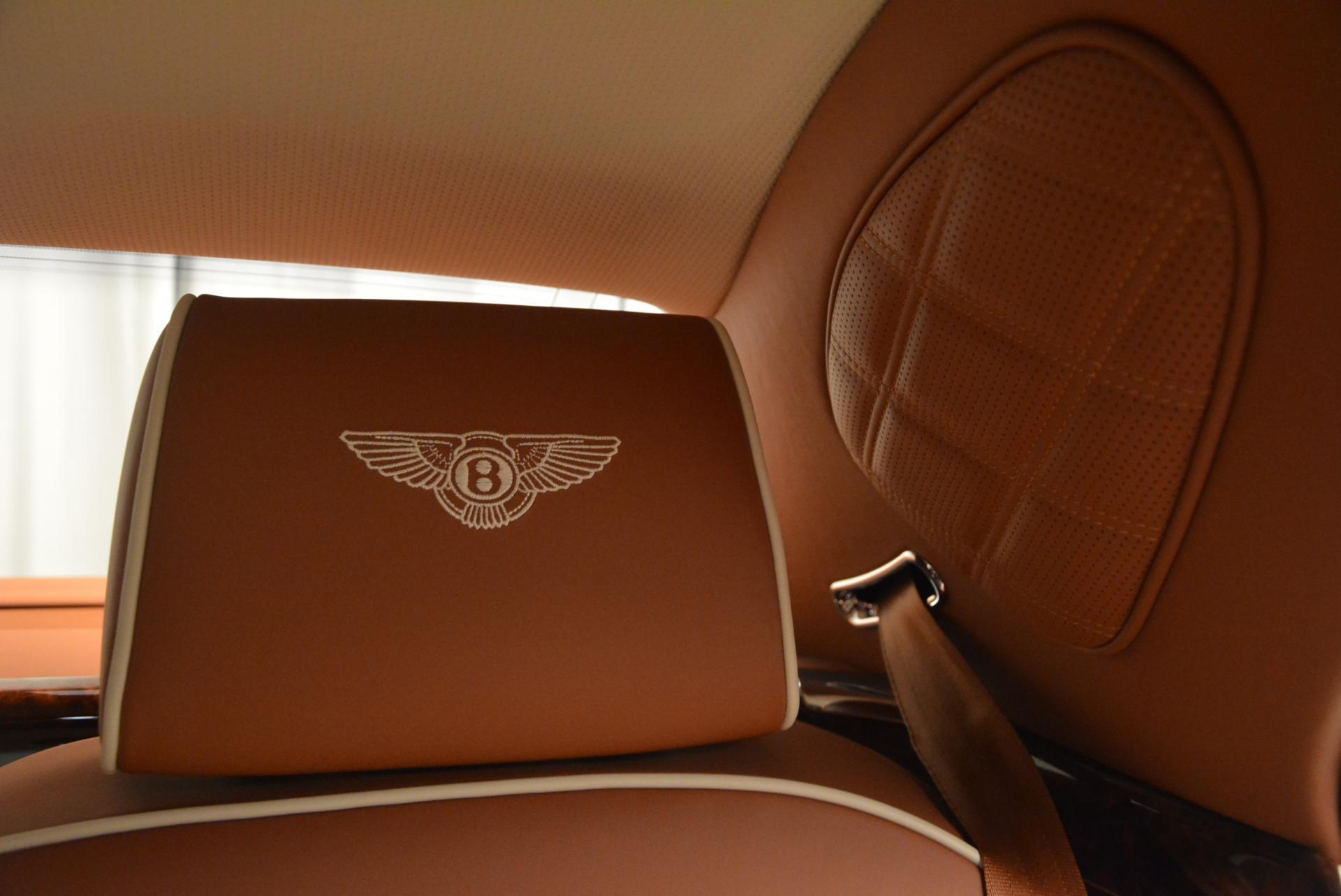 Used 2016 Bentley Mulsanne Speed  For Sale In Westport, CT 510_p32