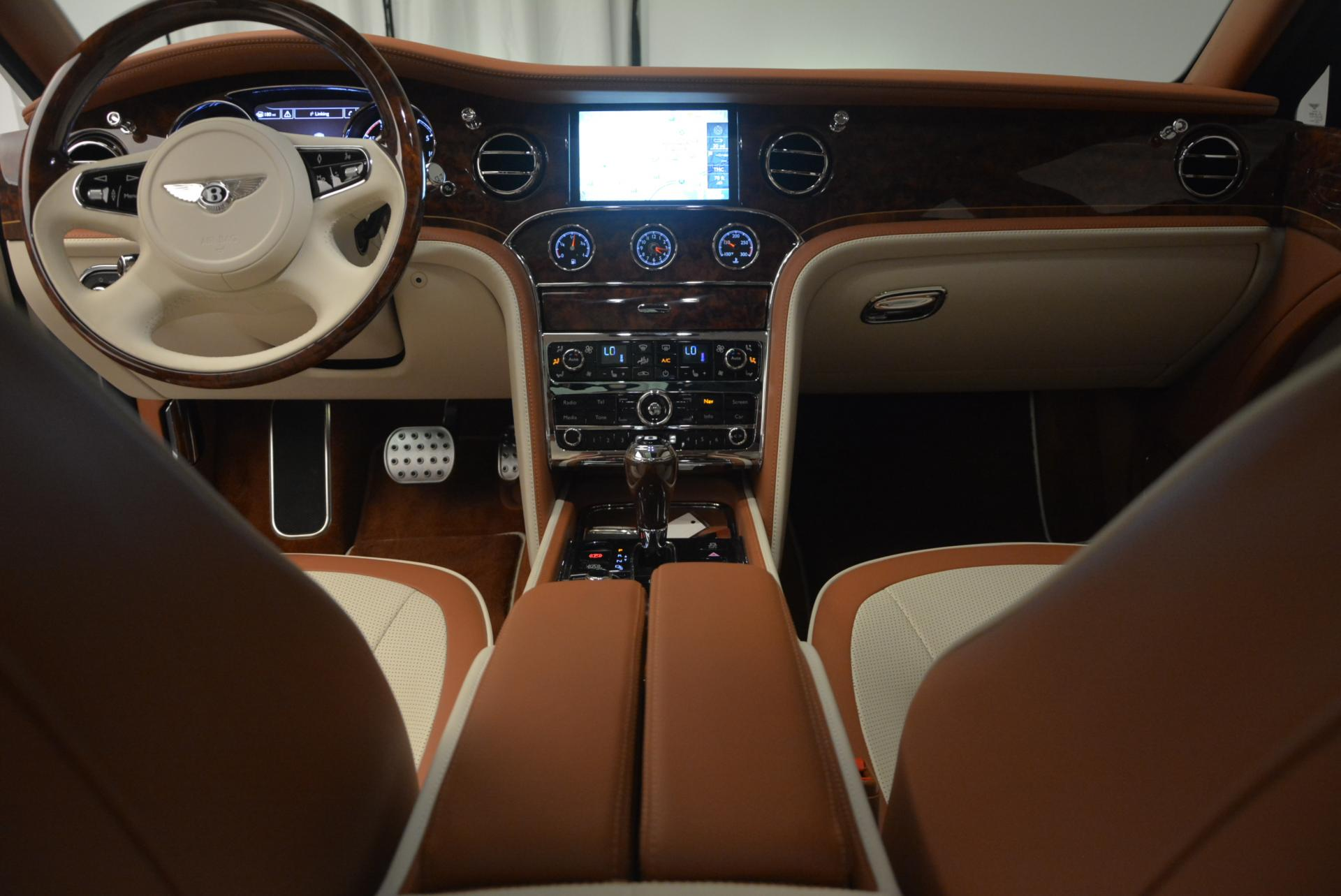 Used 2016 Bentley Mulsanne Speed  For Sale In Westport, CT 510_p35