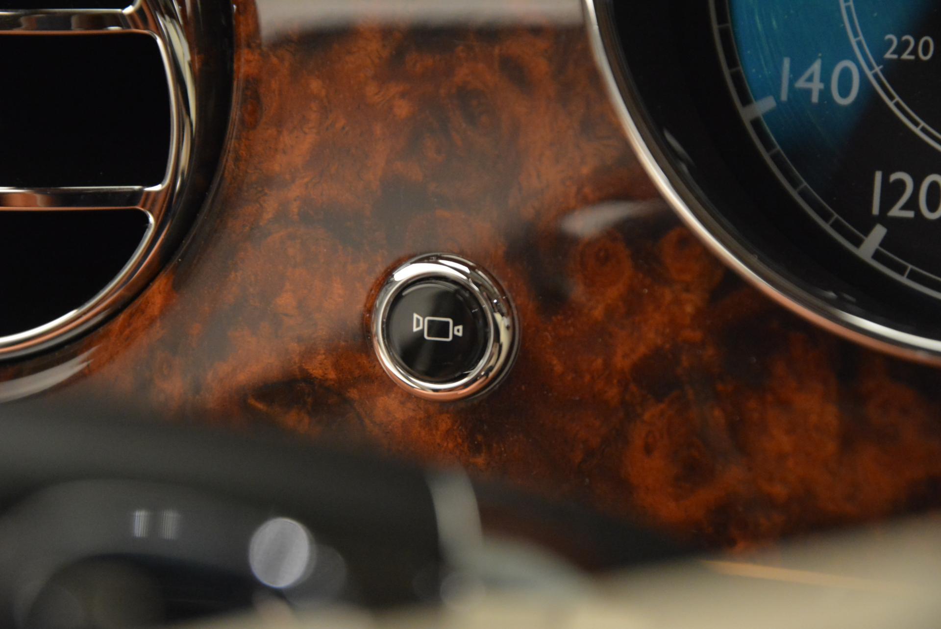 Used 2016 Bentley Mulsanne Speed  For Sale In Westport, CT 510_p38
