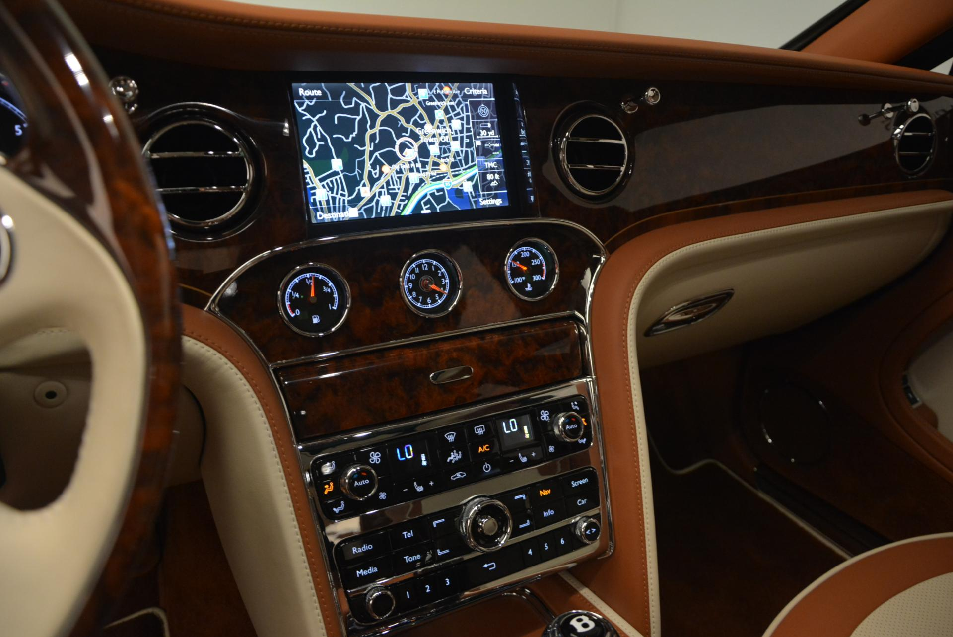 Used 2016 Bentley Mulsanne Speed  For Sale In Westport, CT 510_p41