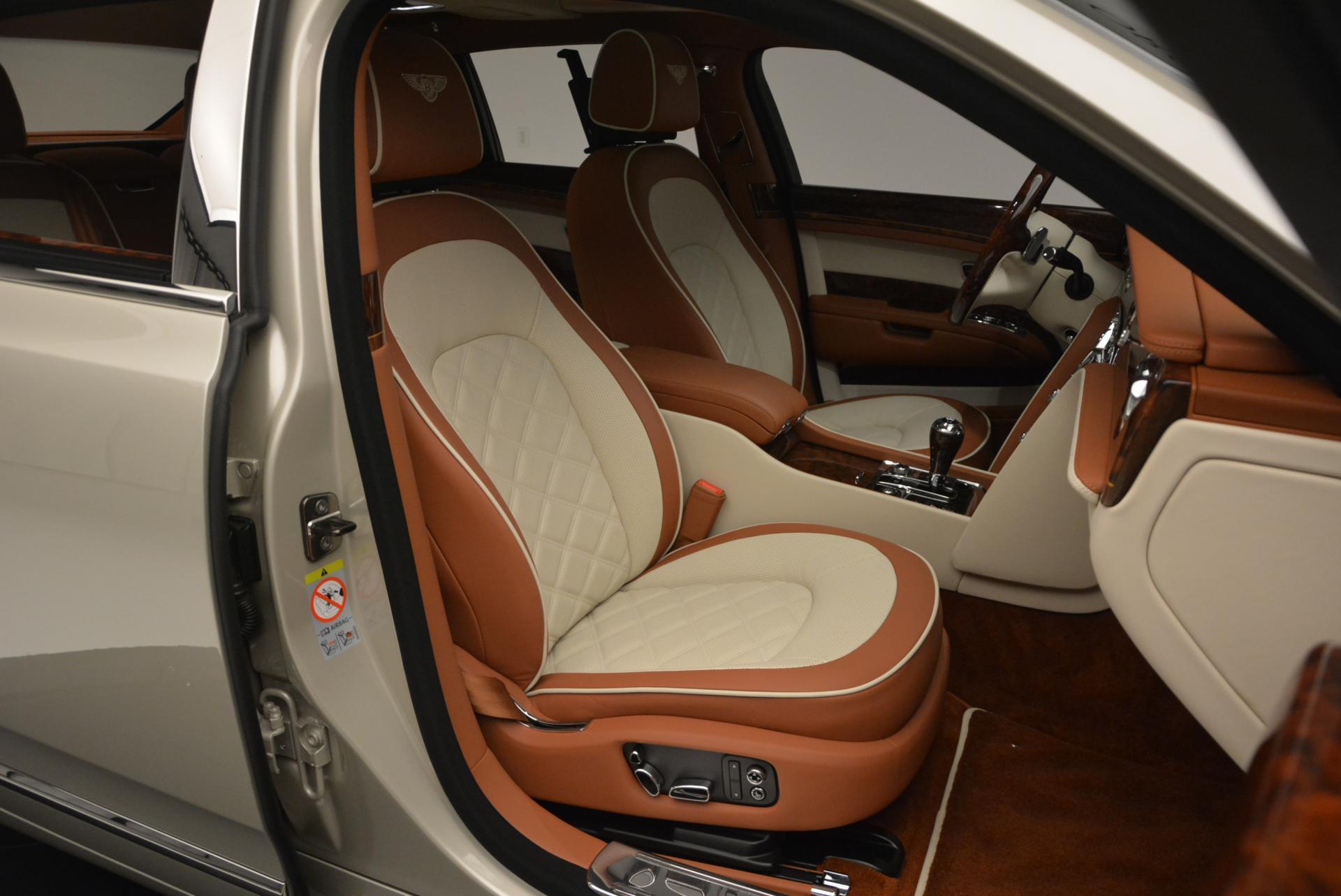 Used 2016 Bentley Mulsanne Speed  For Sale In Westport, CT 510_p47