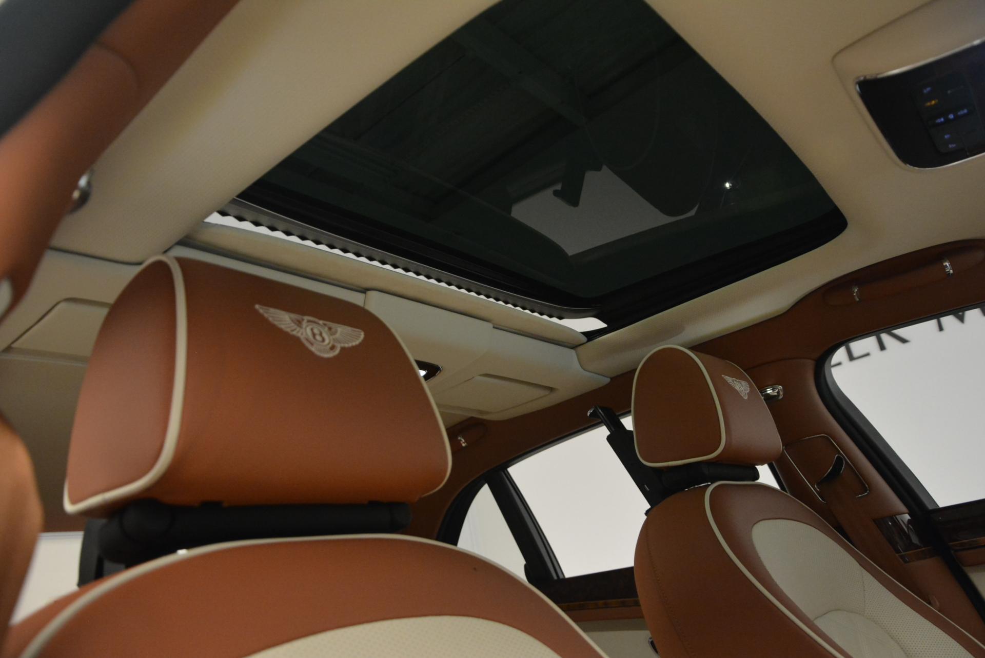 Used 2016 Bentley Mulsanne Speed  For Sale In Westport, CT 510_p48