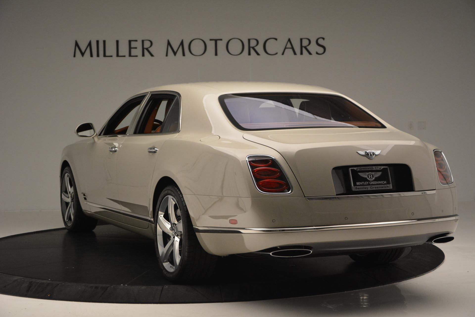 Used 2016 Bentley Mulsanne Speed  For Sale In Westport, CT 510_p4
