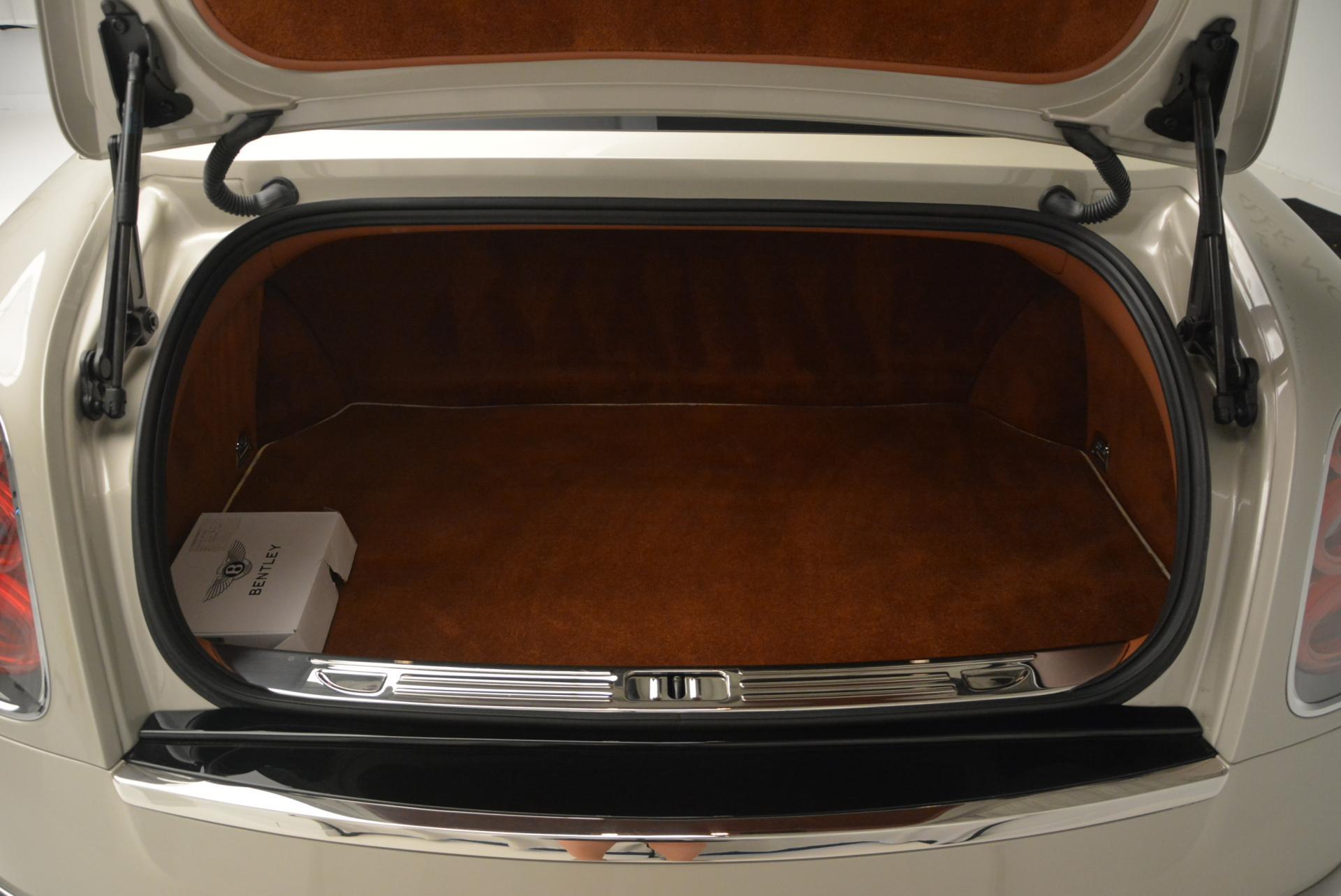 Used 2016 Bentley Mulsanne Speed  For Sale In Westport, CT 510_p50