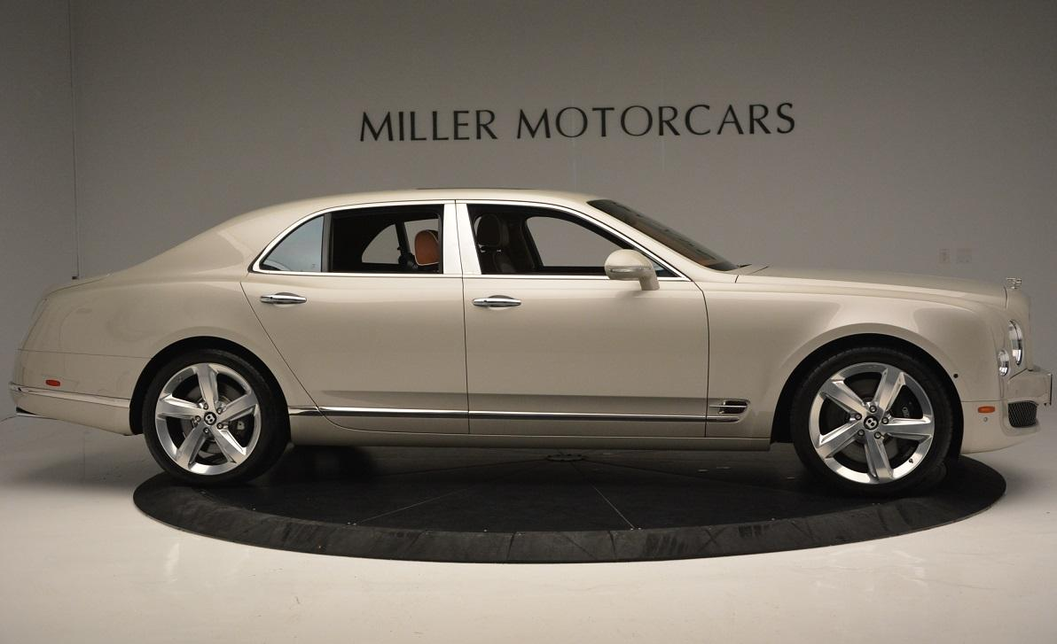 Used 2016 Bentley Mulsanne Speed  For Sale In Westport, CT 510_p8