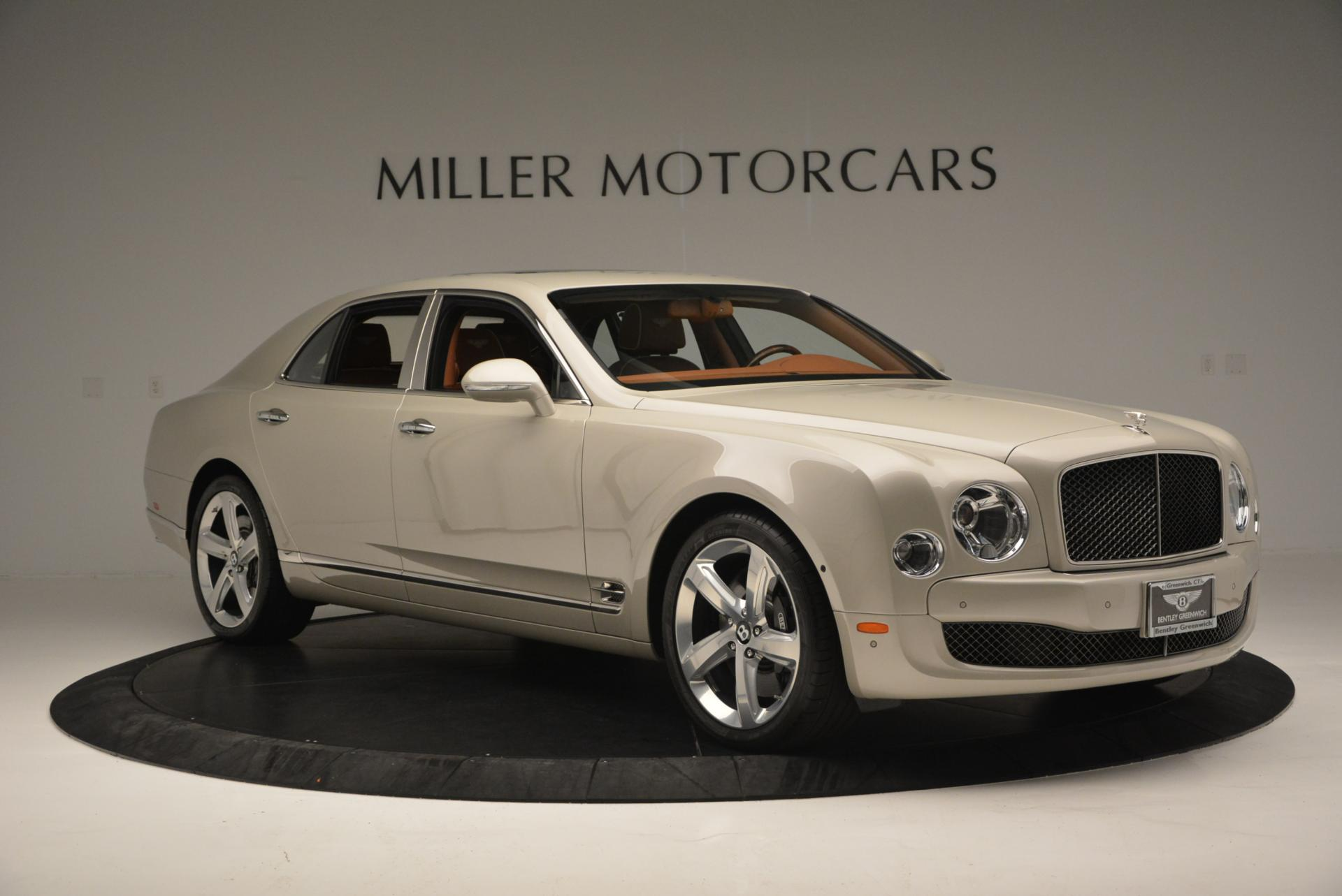 Used 2016 Bentley Mulsanne Speed  For Sale In Westport, CT 510_p9