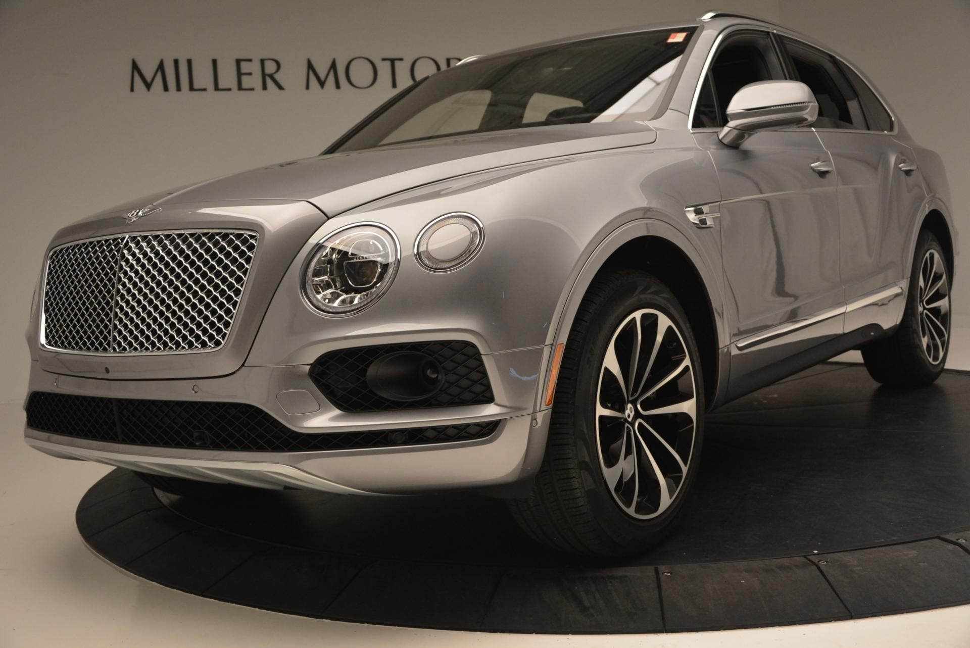 Used 2017 Bentley Bentayga W12 For Sale In Westport, CT 511_p17