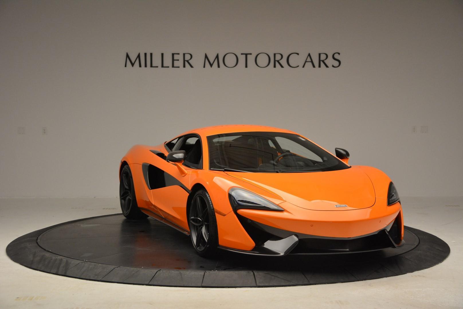 Used 2016 McLaren 570S  For Sale In Westport, CT 512_p11