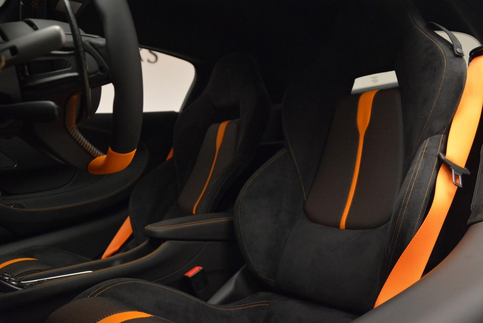 Used 2016 McLaren 570S  For Sale In Westport, CT 512_p16