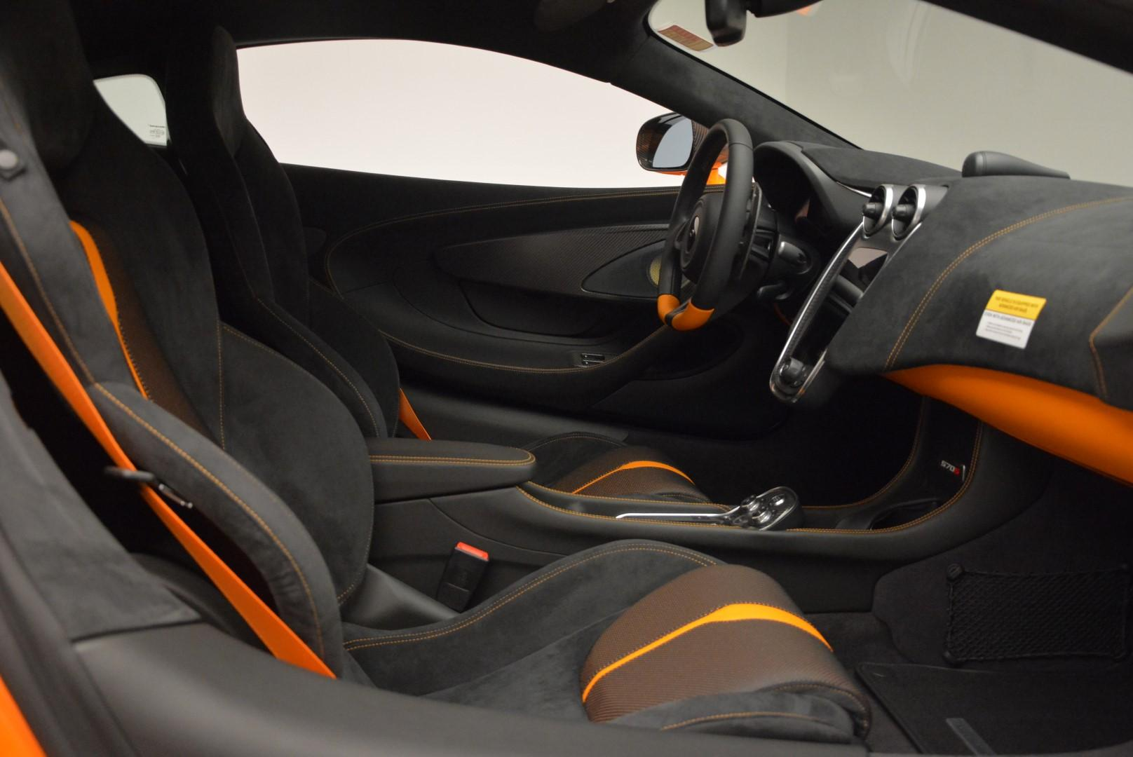 Used 2016 McLaren 570S  For Sale In Westport, CT 512_p18