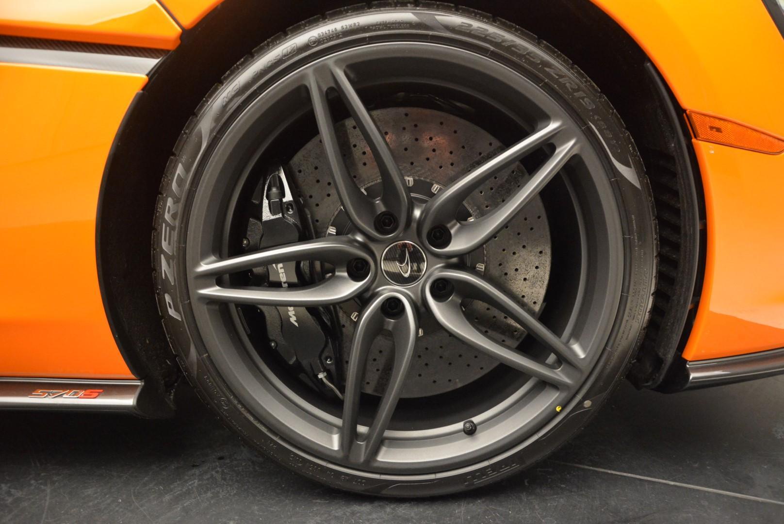 Used 2016 McLaren 570S  For Sale In Westport, CT 512_p20
