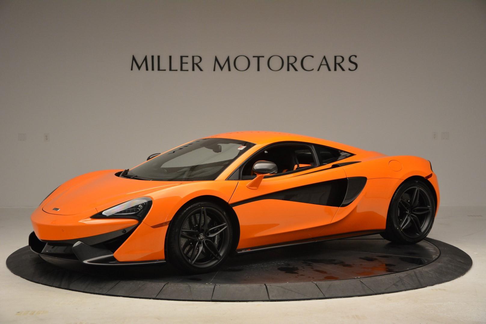 Used 2016 McLaren 570S  For Sale In Westport, CT 512_p2