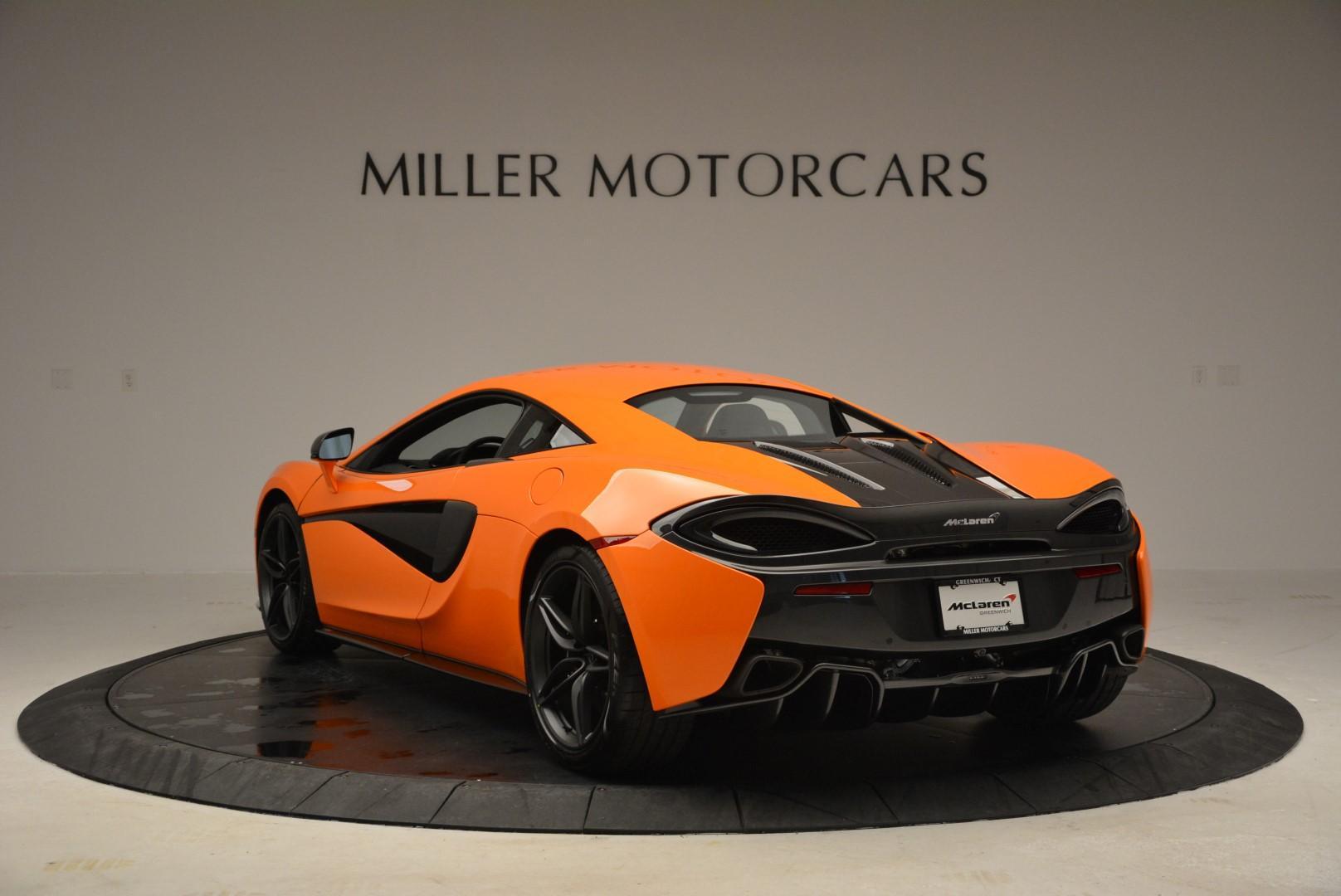 Used 2016 McLaren 570S  For Sale In Westport, CT 512_p5