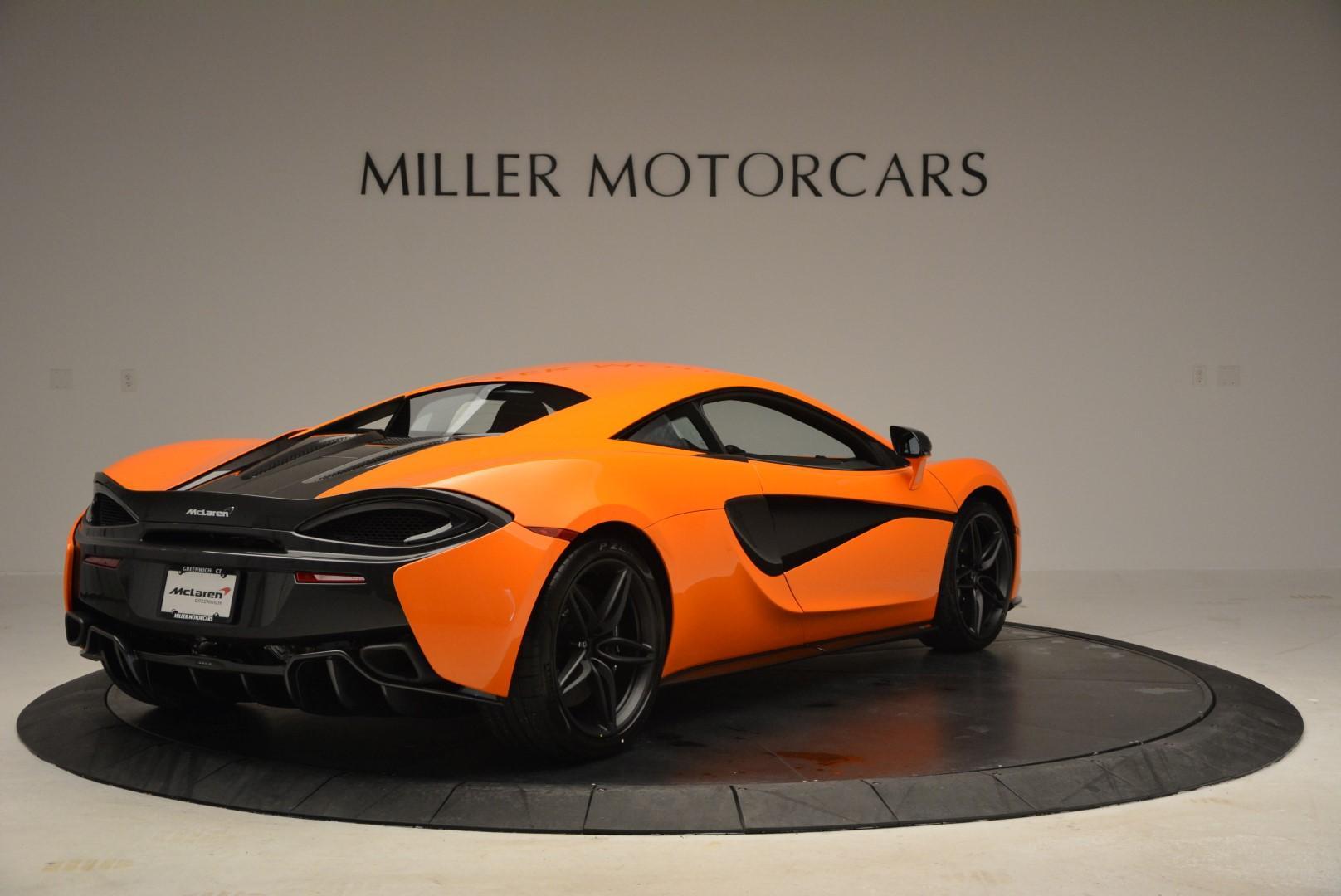 Used 2016 McLaren 570S  For Sale In Westport, CT 512_p7
