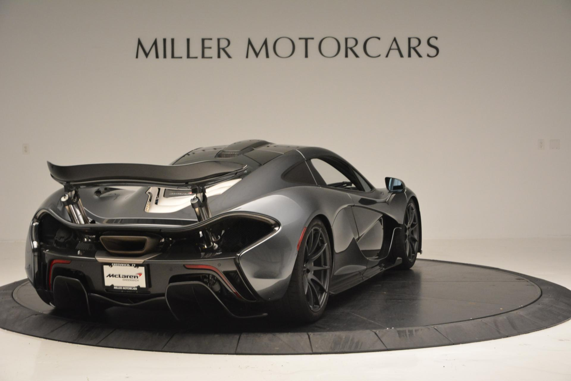 Used 2014 McLaren P1 Coupe For Sale In Westport, CT 513_p10