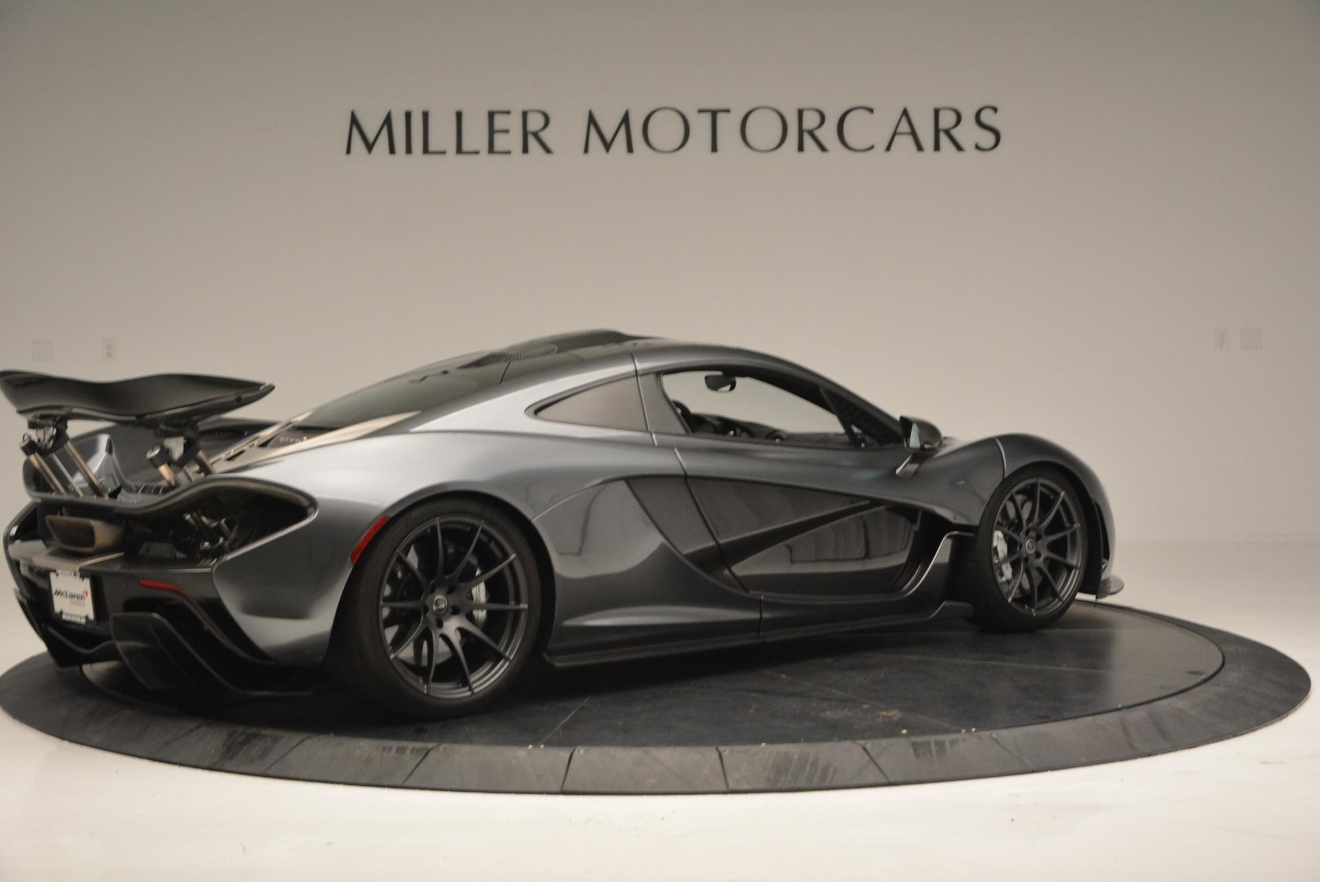 Used 2014 McLaren P1 Coupe For Sale In Westport, CT 513_p11